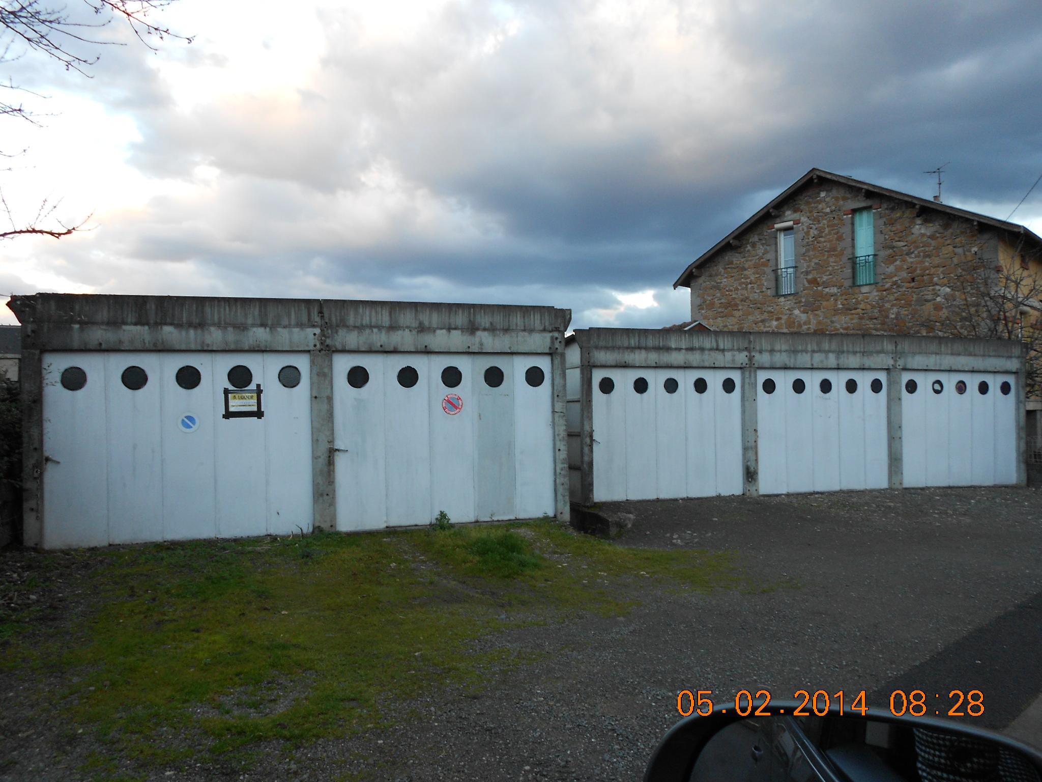Garages à louer à Capdenac-Gare
