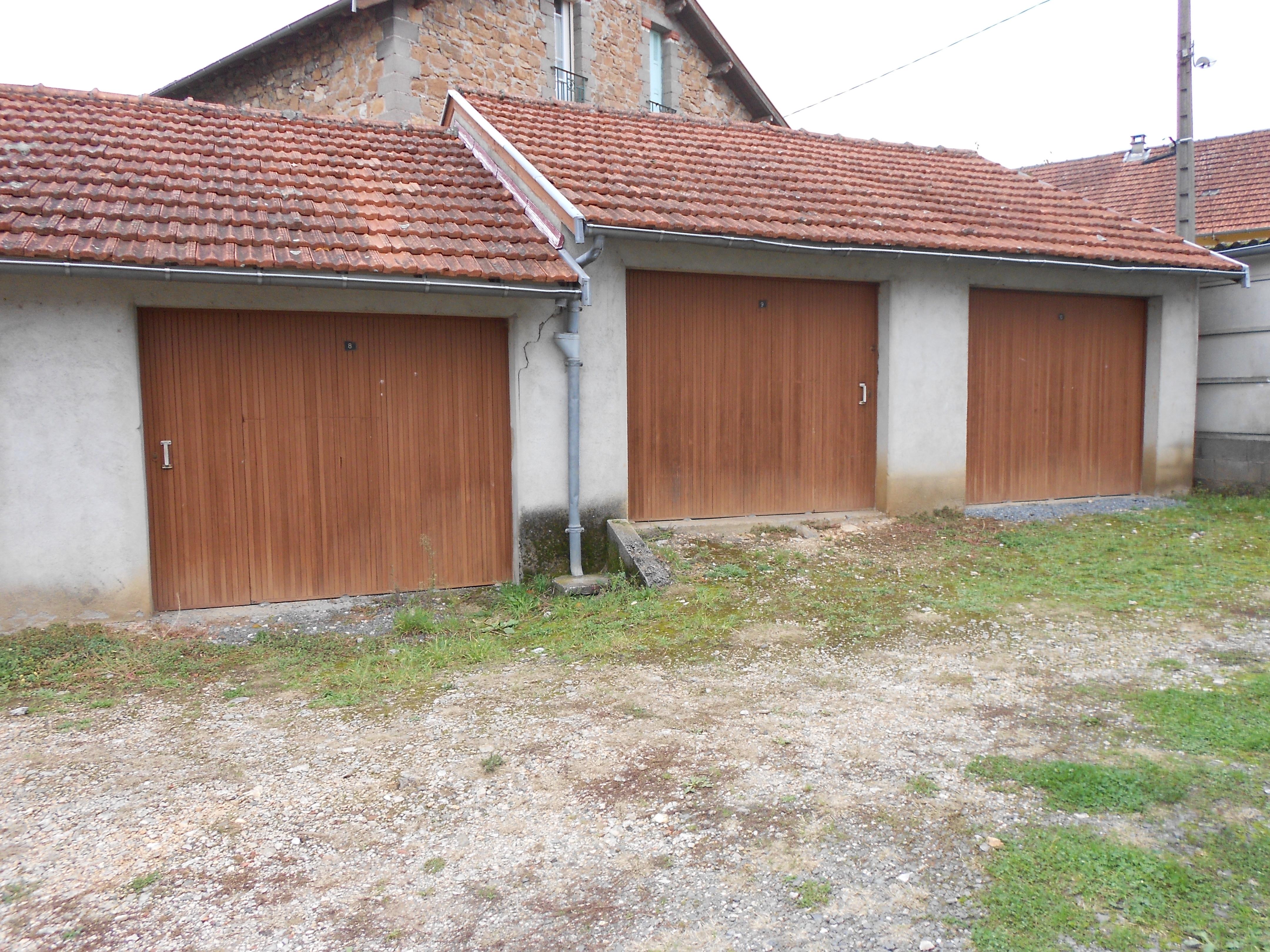 Garage à louer à Capdenac-Gare