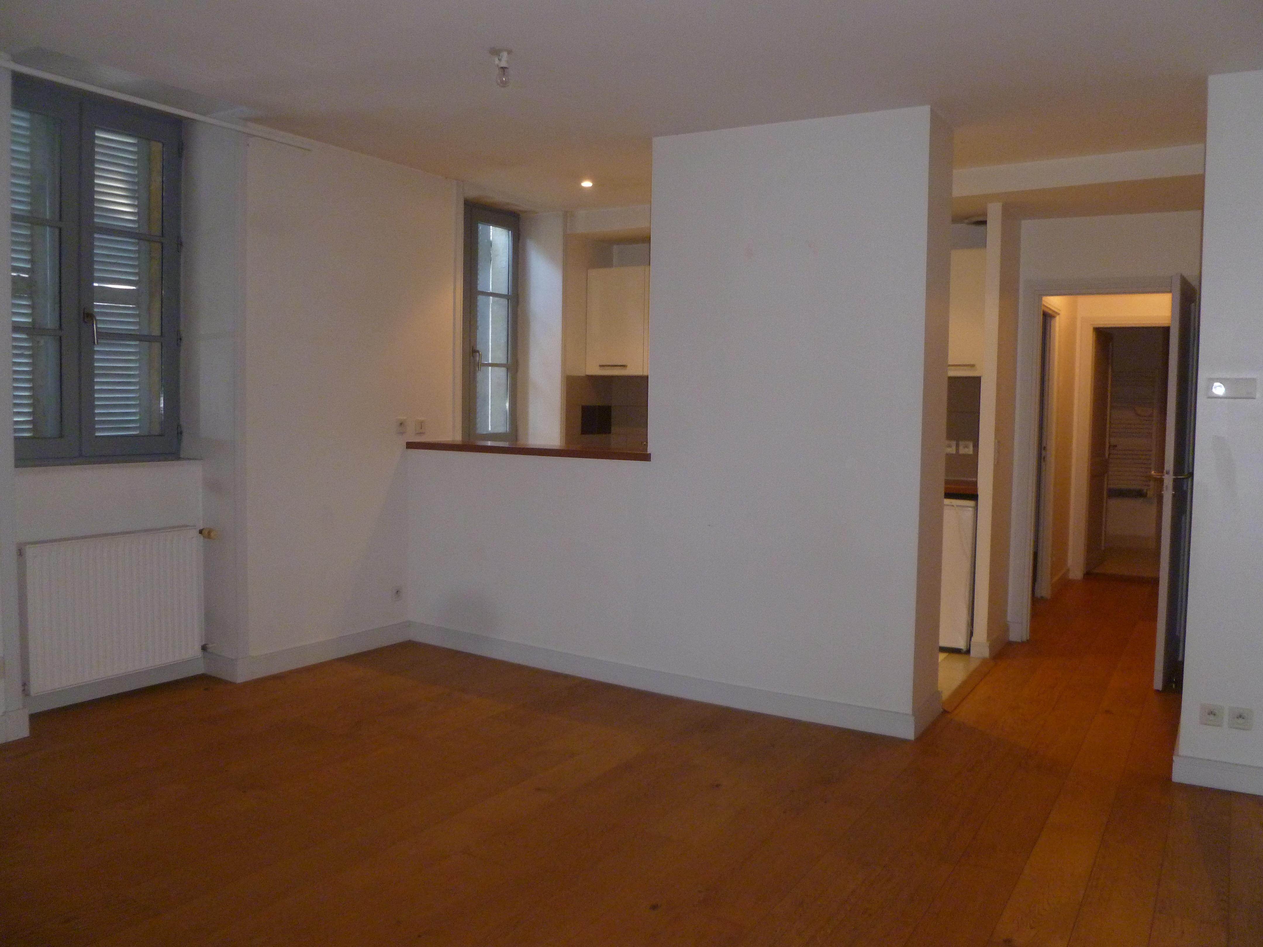 Appartement T2 à vendre à FIGEAC centre