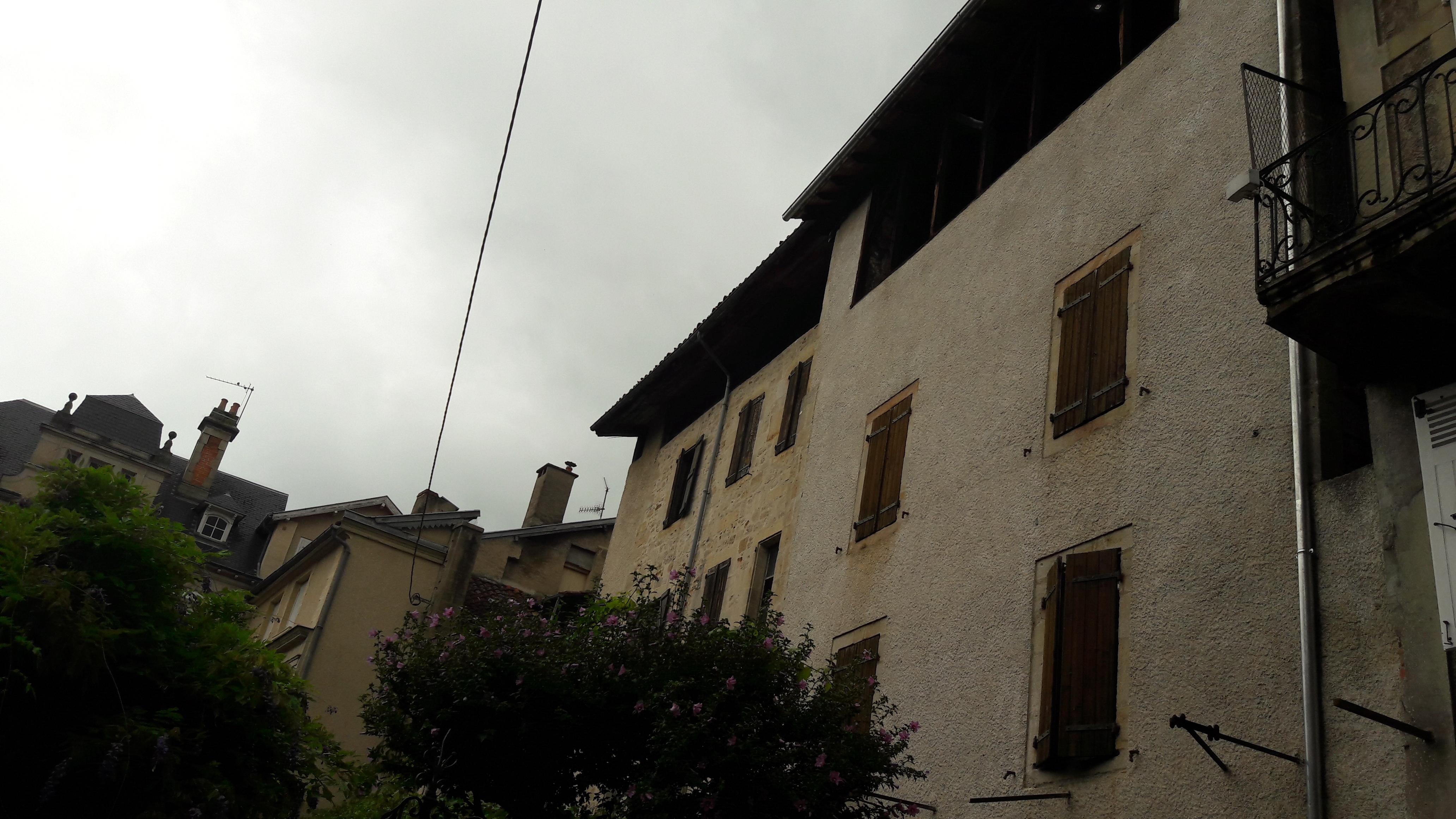 Immeuble de rapport à vendre à FIGEAC centre
