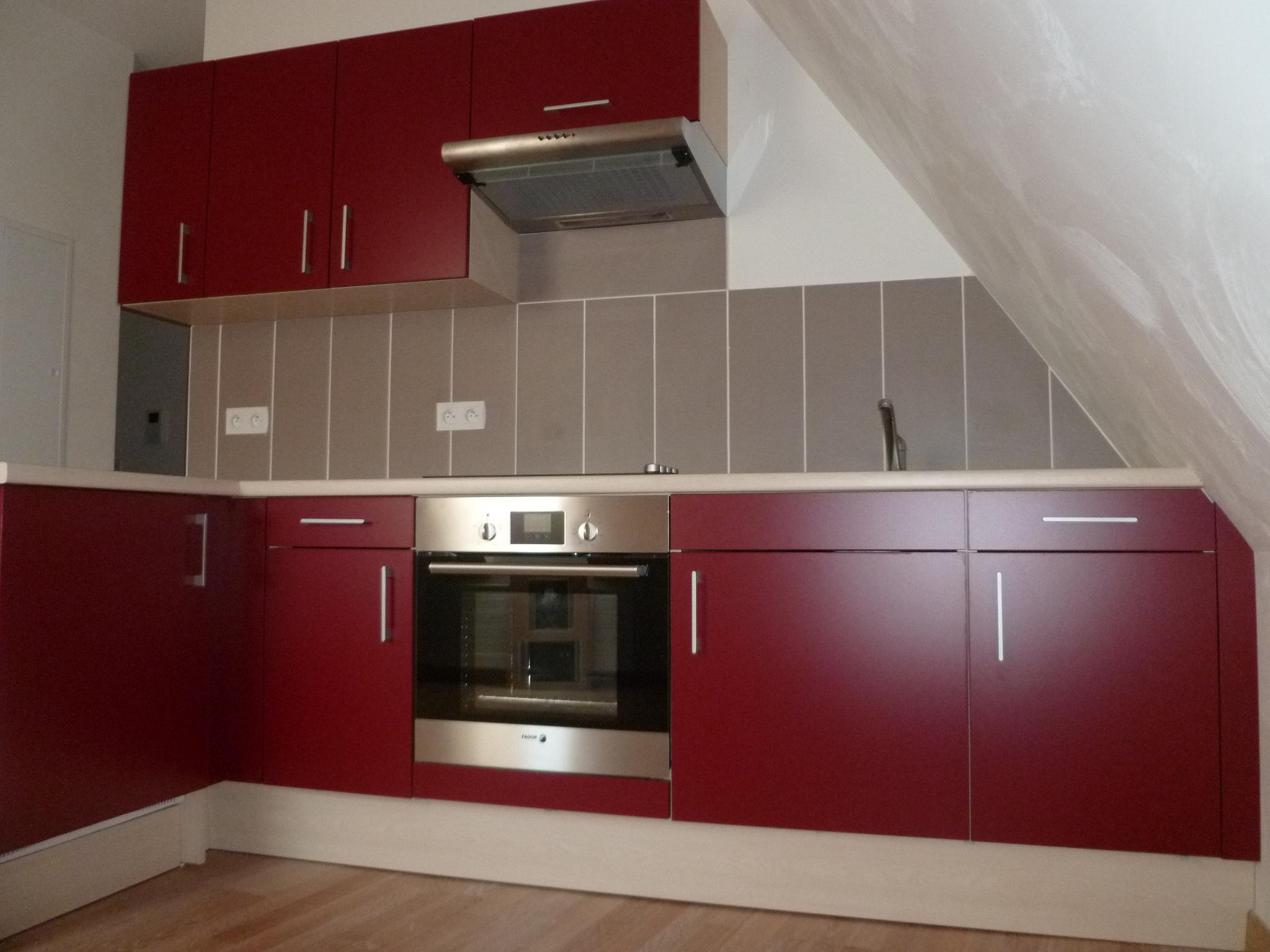 Appartement T2 neuf à louer à Figeac