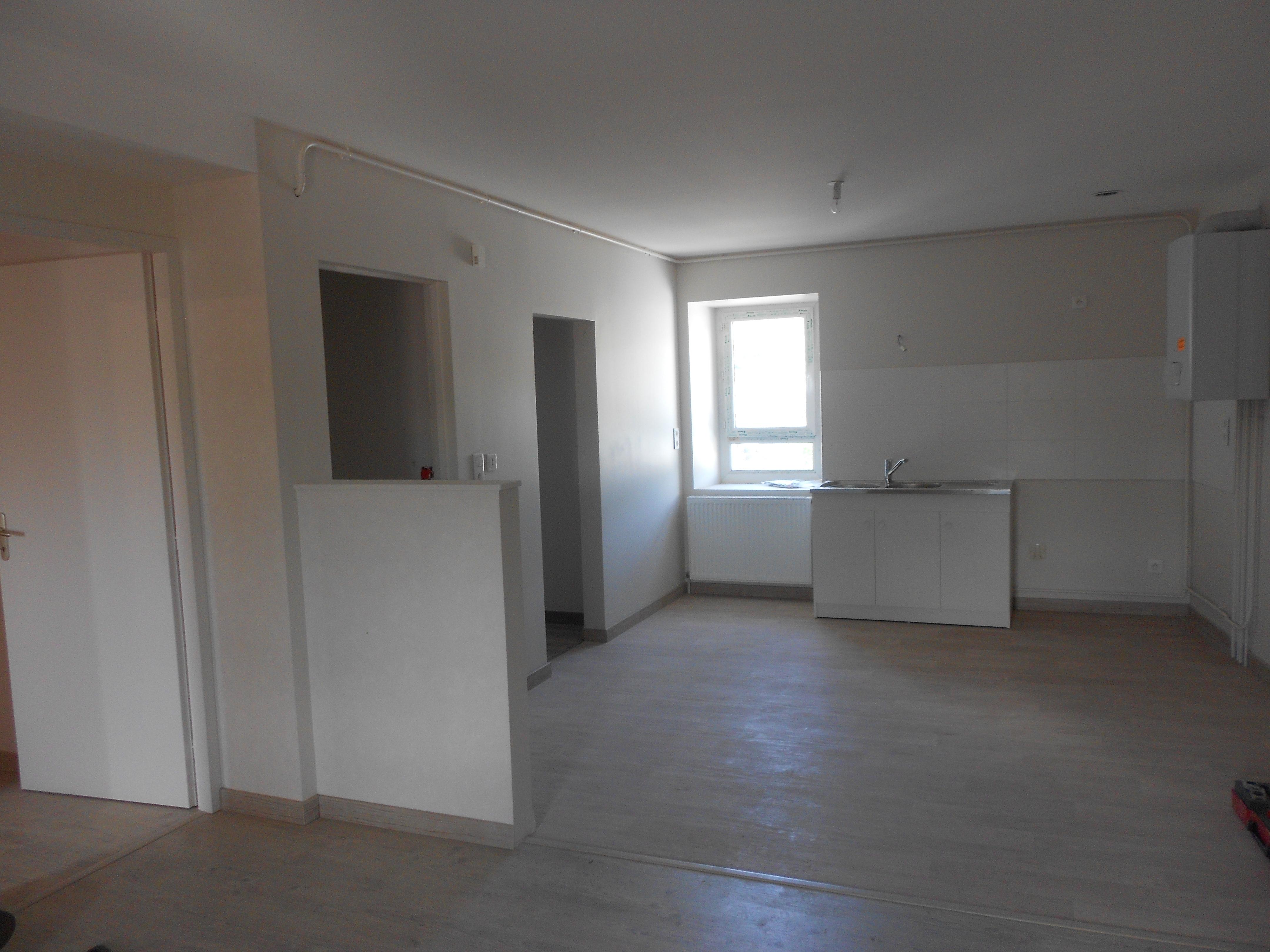 Appartement T3 capdenac centre