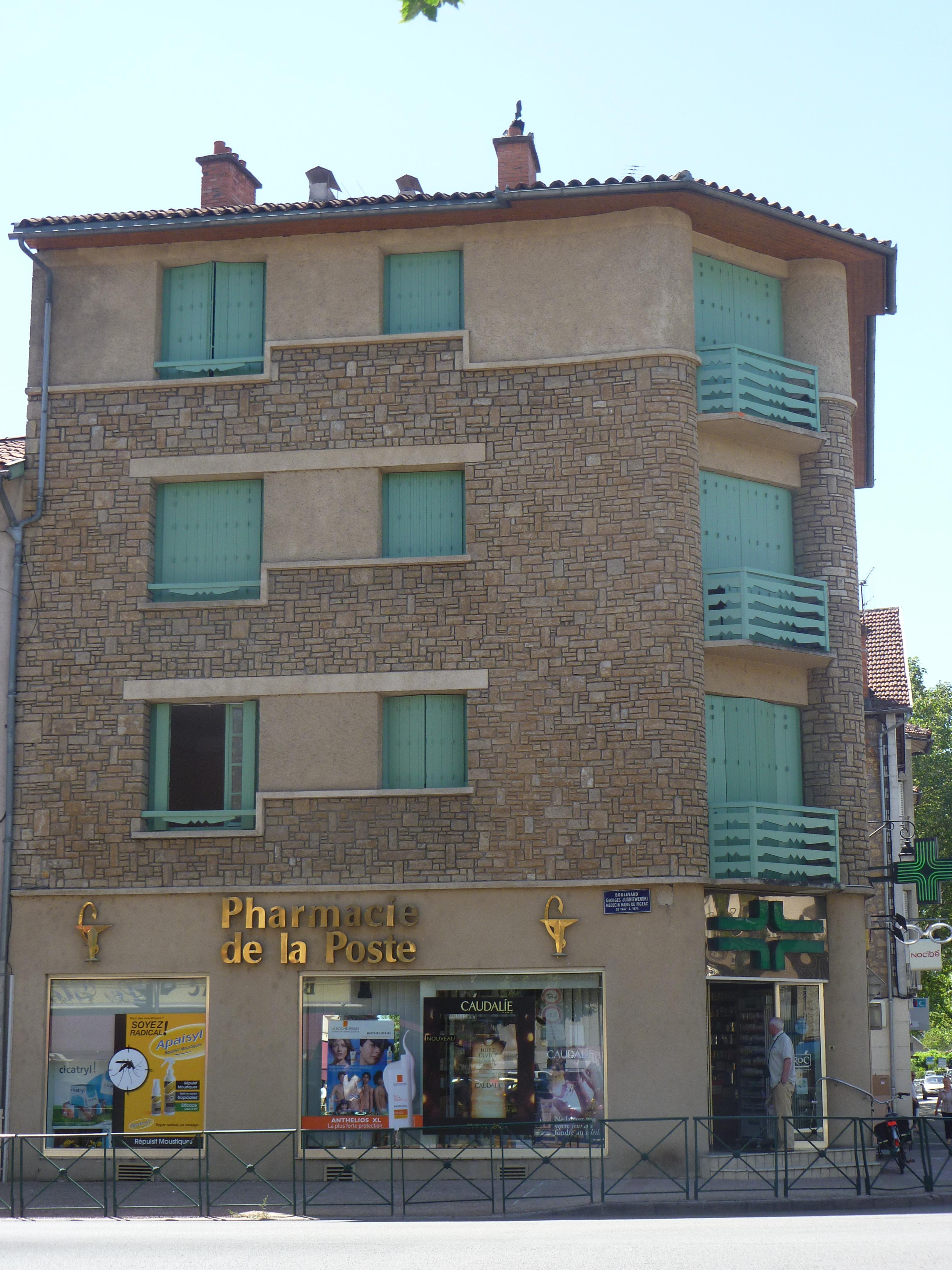 Appartement T4/5 à louer à Figeac