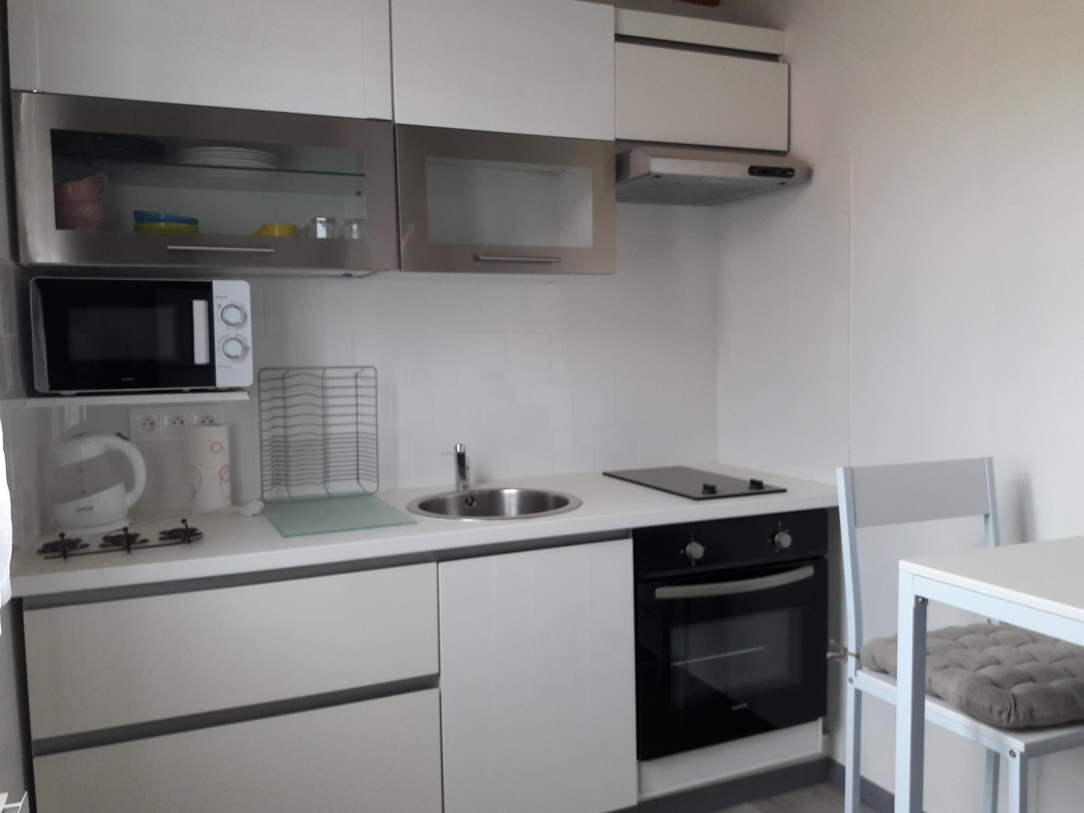 Appartement T2 meublé à louer à FIGEAC