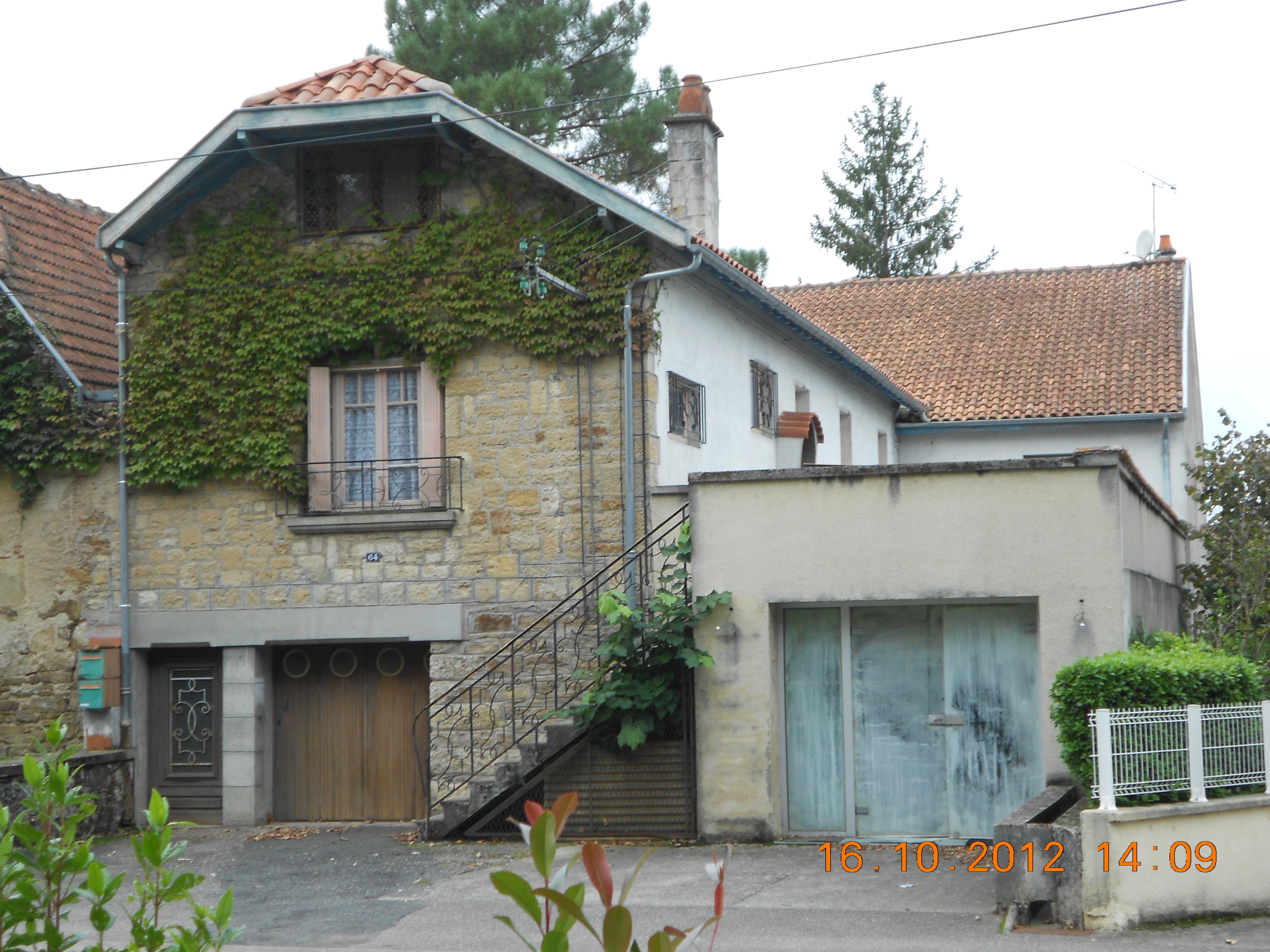 Ensemble immobilier Capdenac Gare