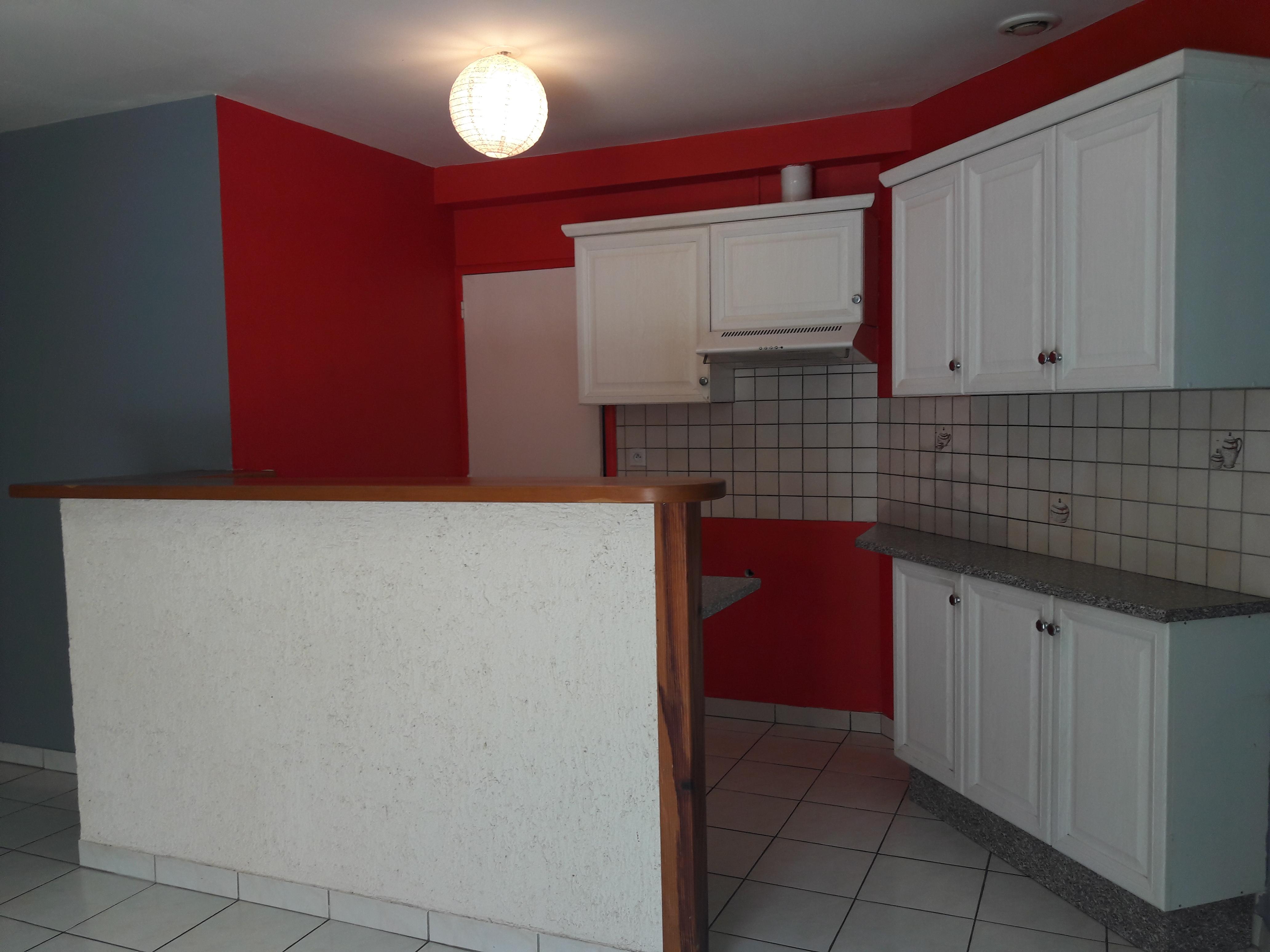 Appartement T3 avec terrasse à louer à CAJARC