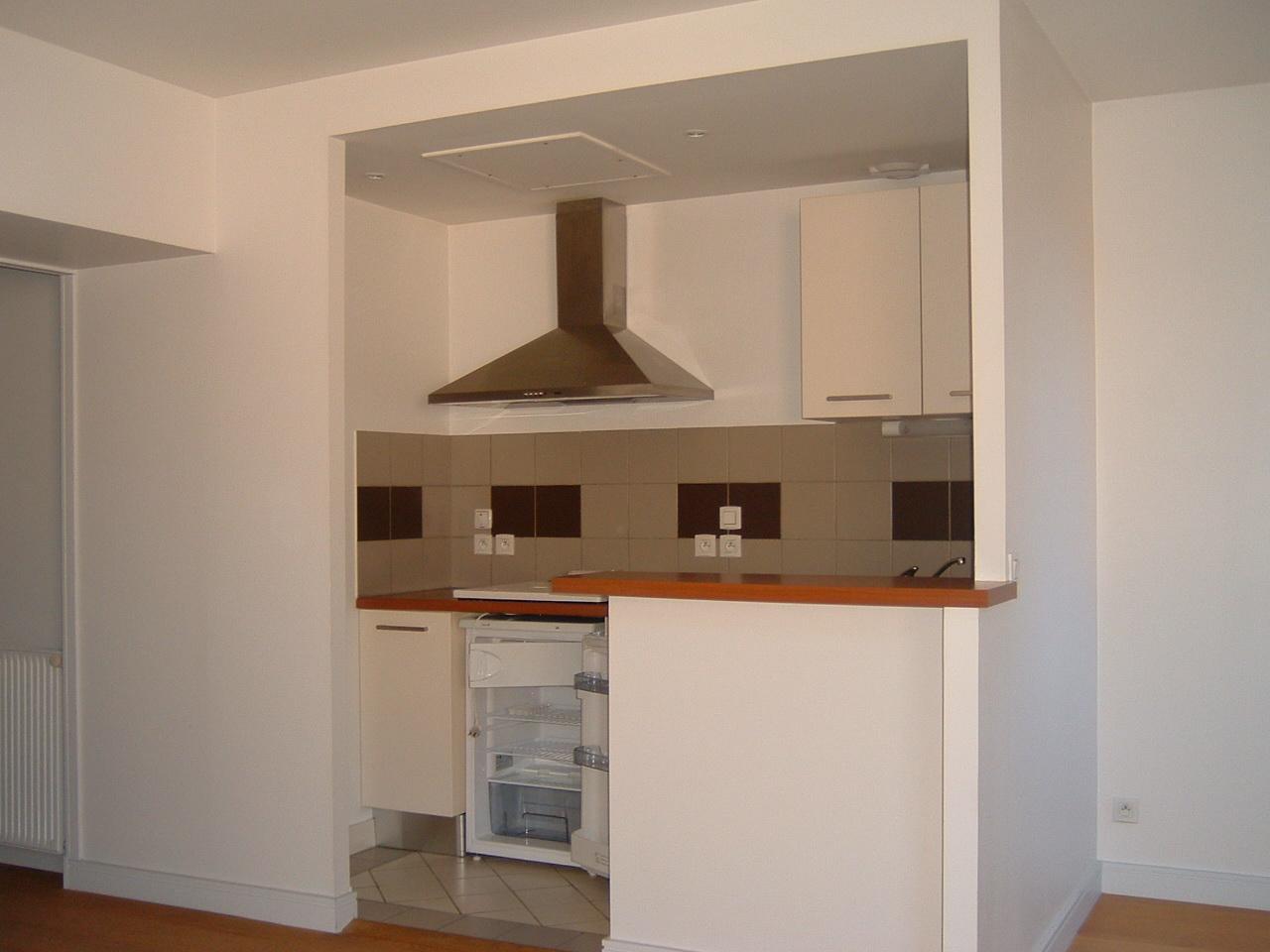 Appartement  T2 à louer à Figeac au centre ville