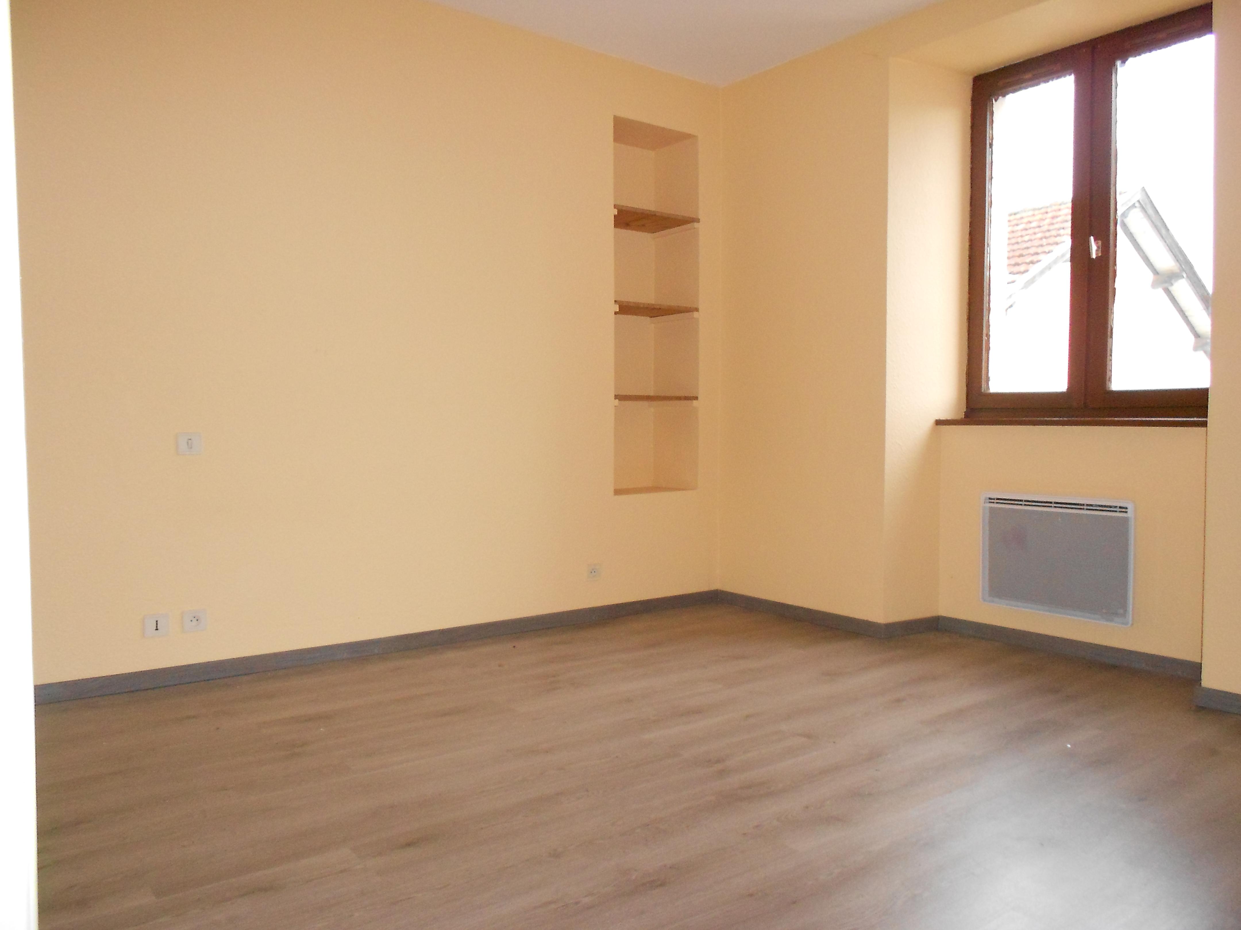 Appartement T3 Capdenac centre ville