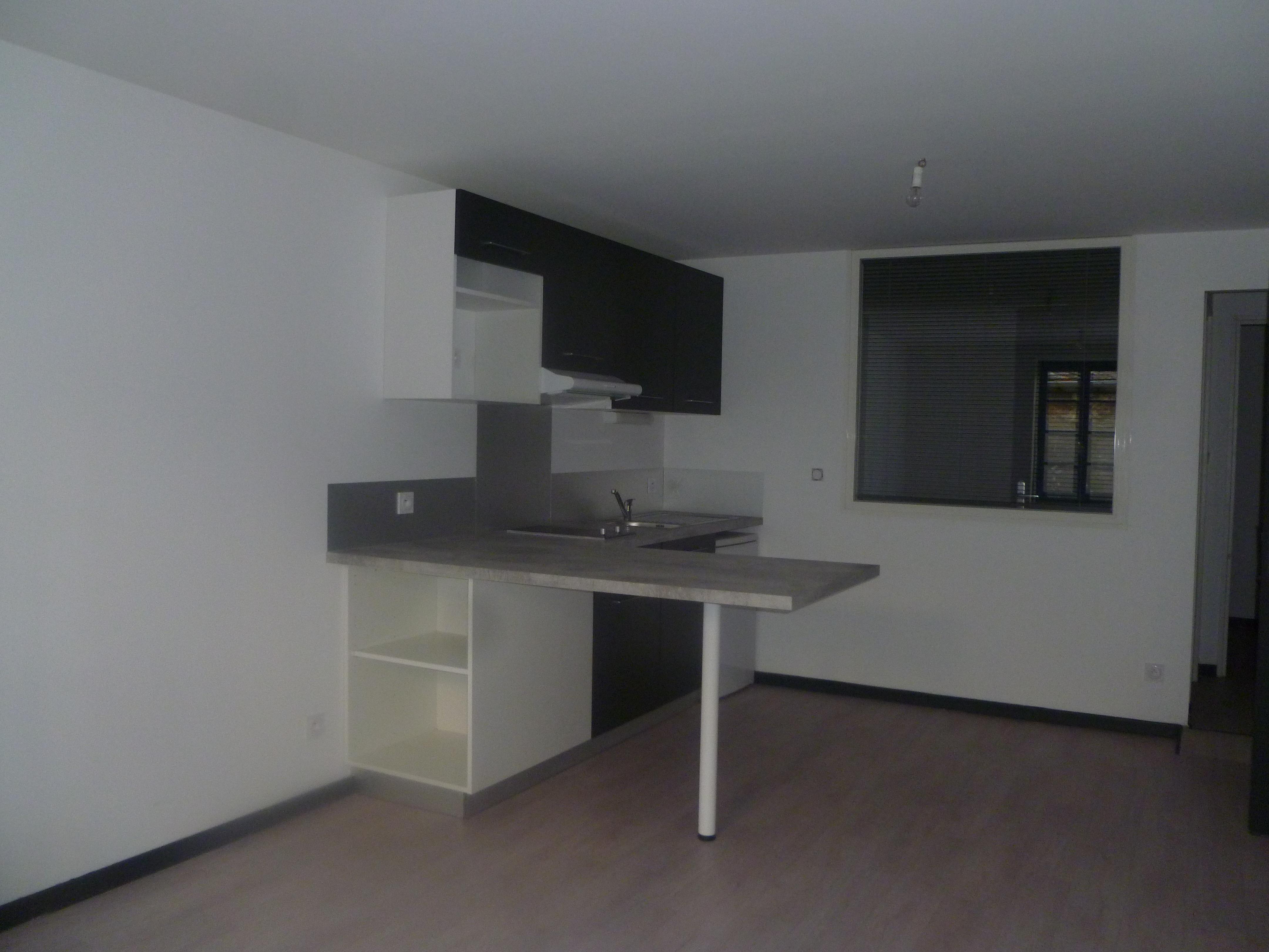 Appartement T2 neuf à louer à FIGEAC centre