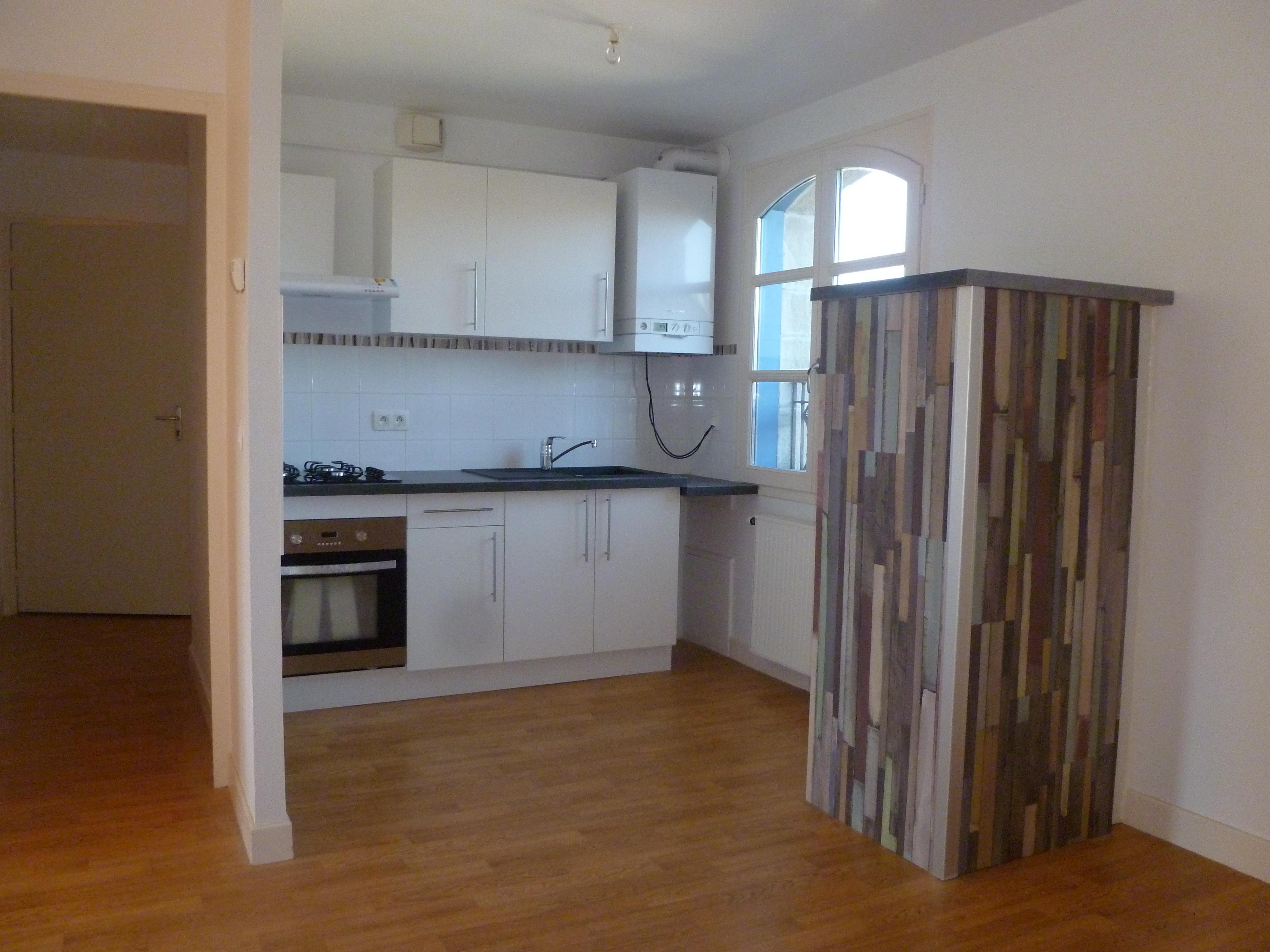 Appartement T3 à louer au centre ville de Figeac