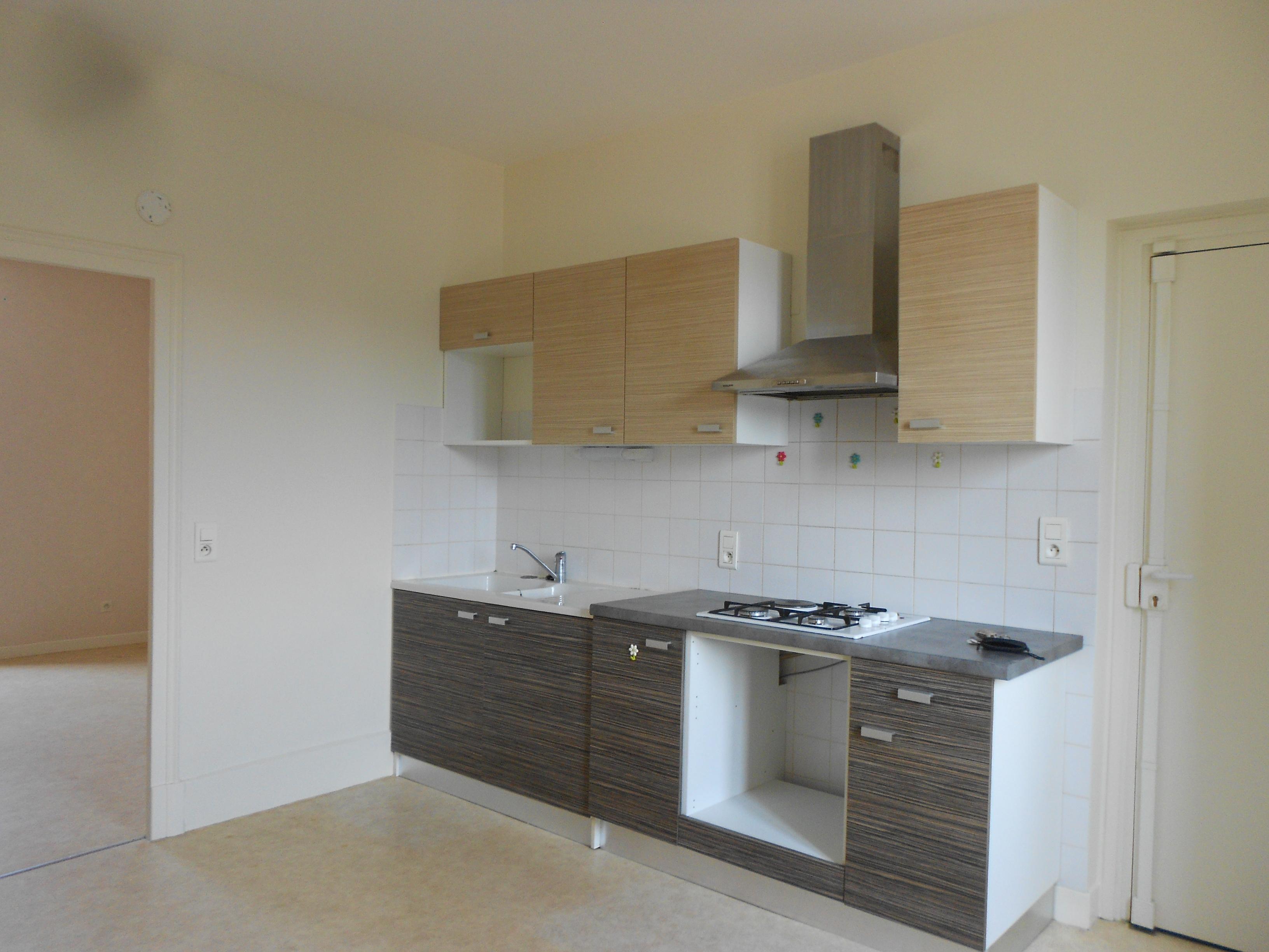Appartement T1 bis Capdenac gare
