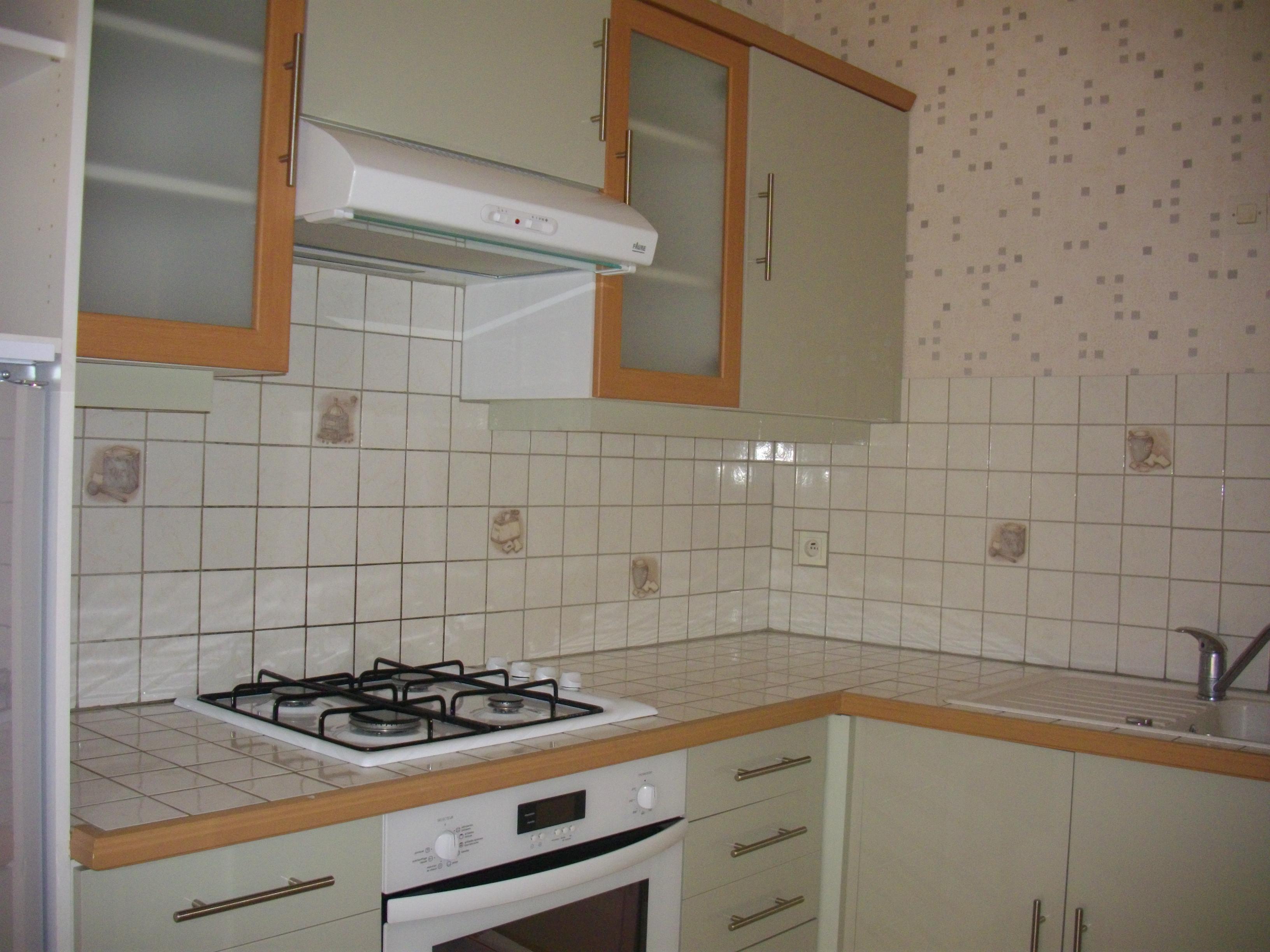 Appartement T2 à louer, dans résidence calme à Figeac