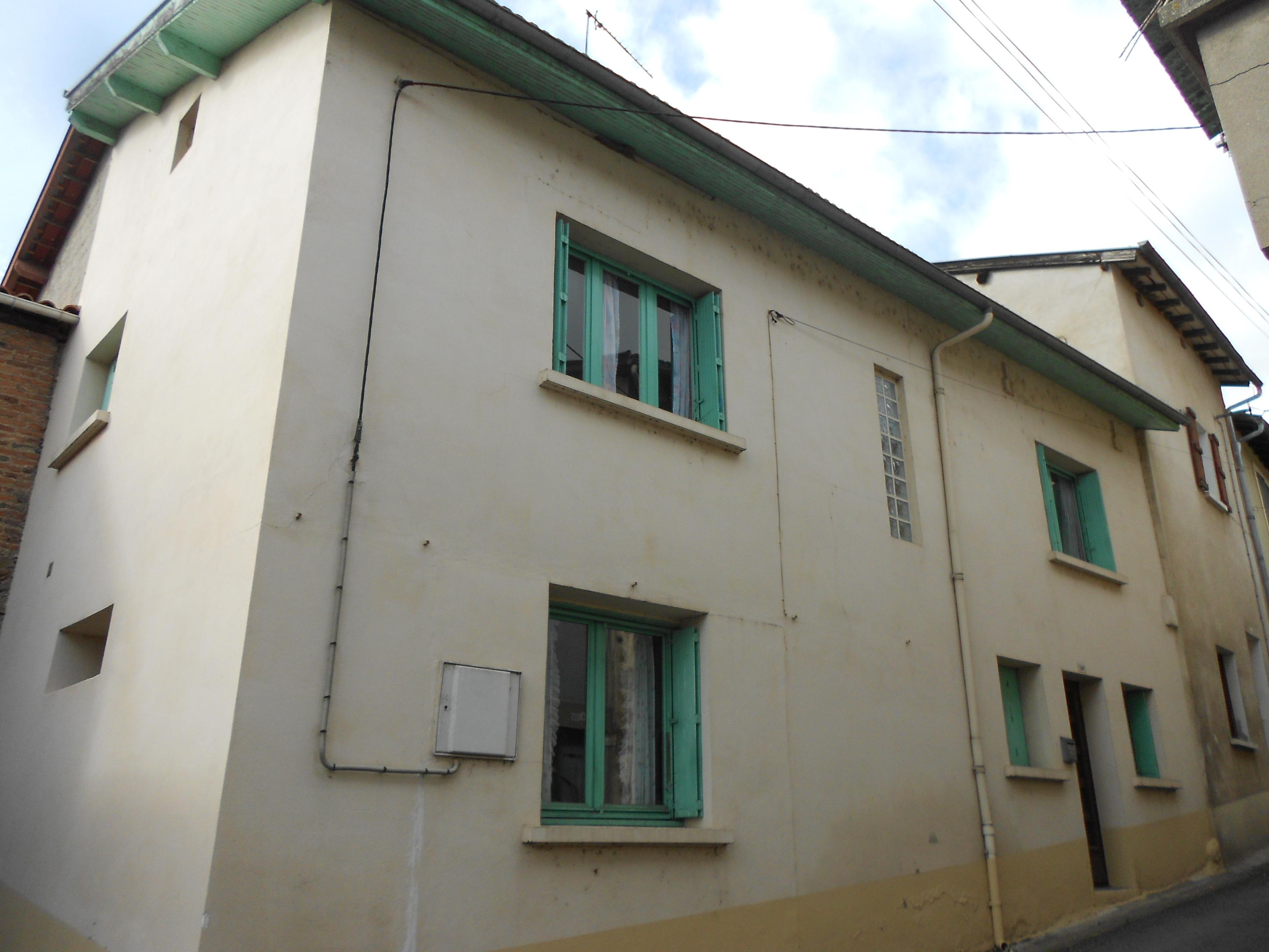 Maison / Villa T3 à Livinhac le haut