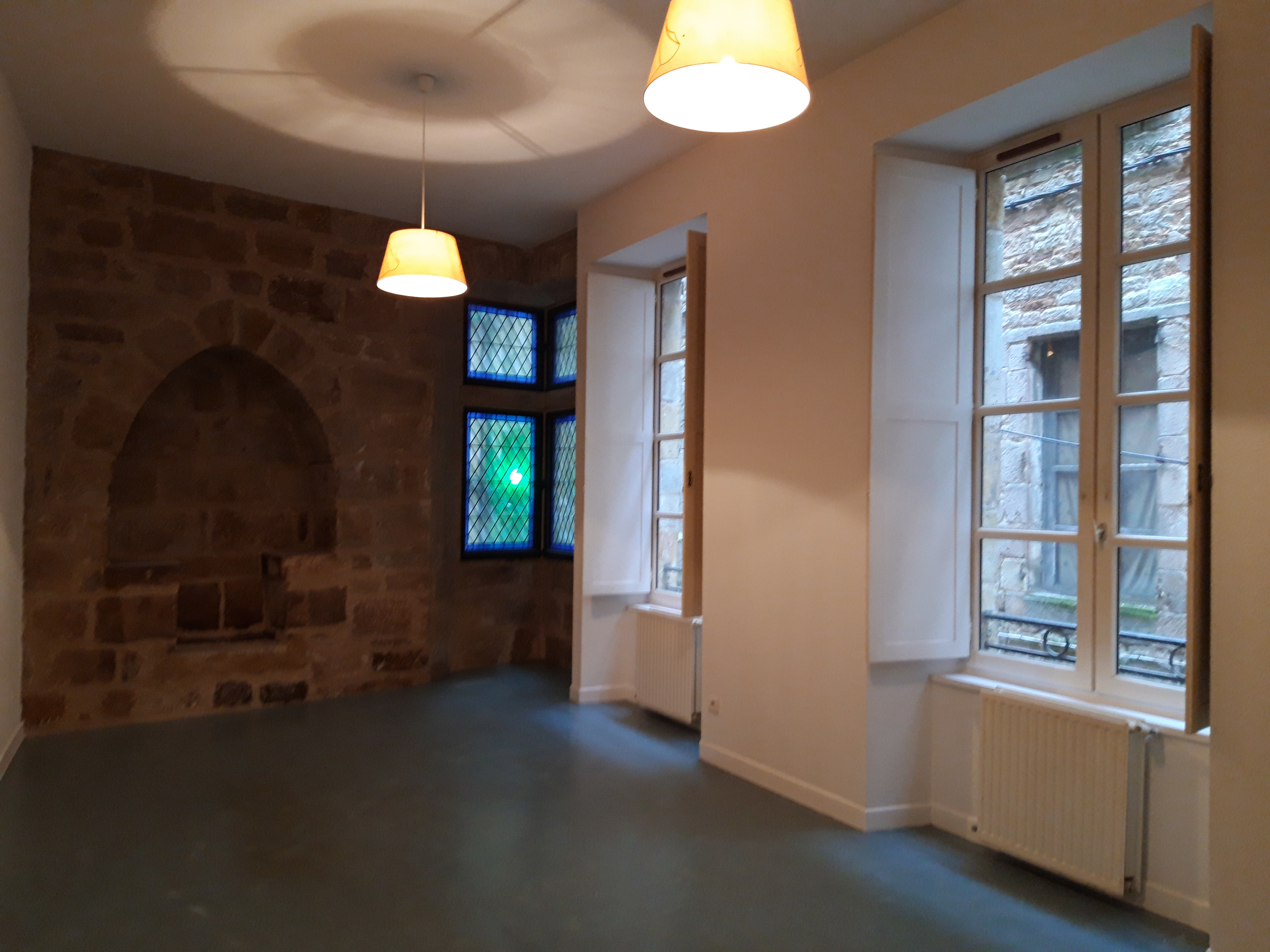 Appartement T3 à louer dans le centre historique de FIGEAC