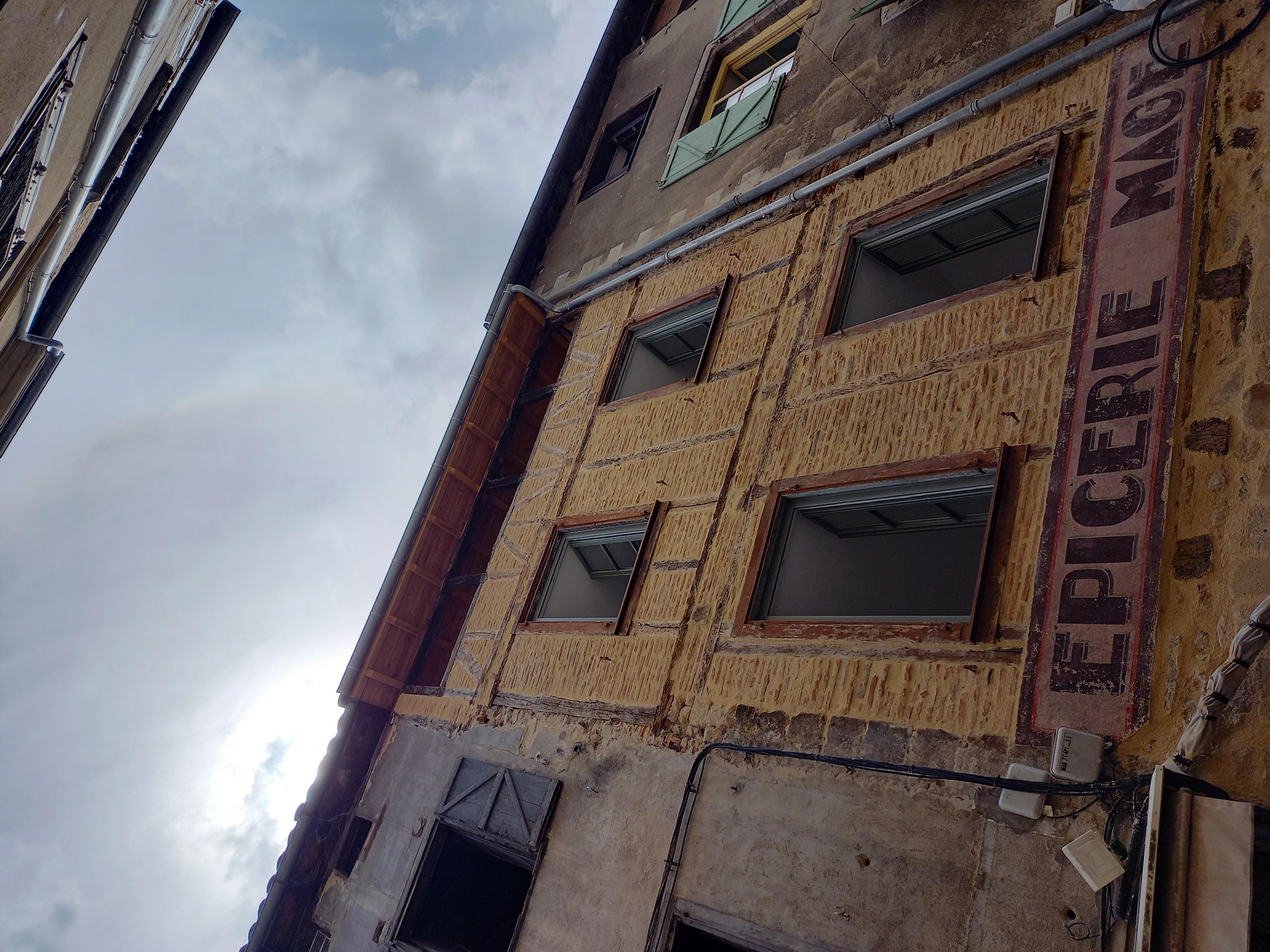 Appartement T2 duplex NEUF à louer à FIGEAC centre