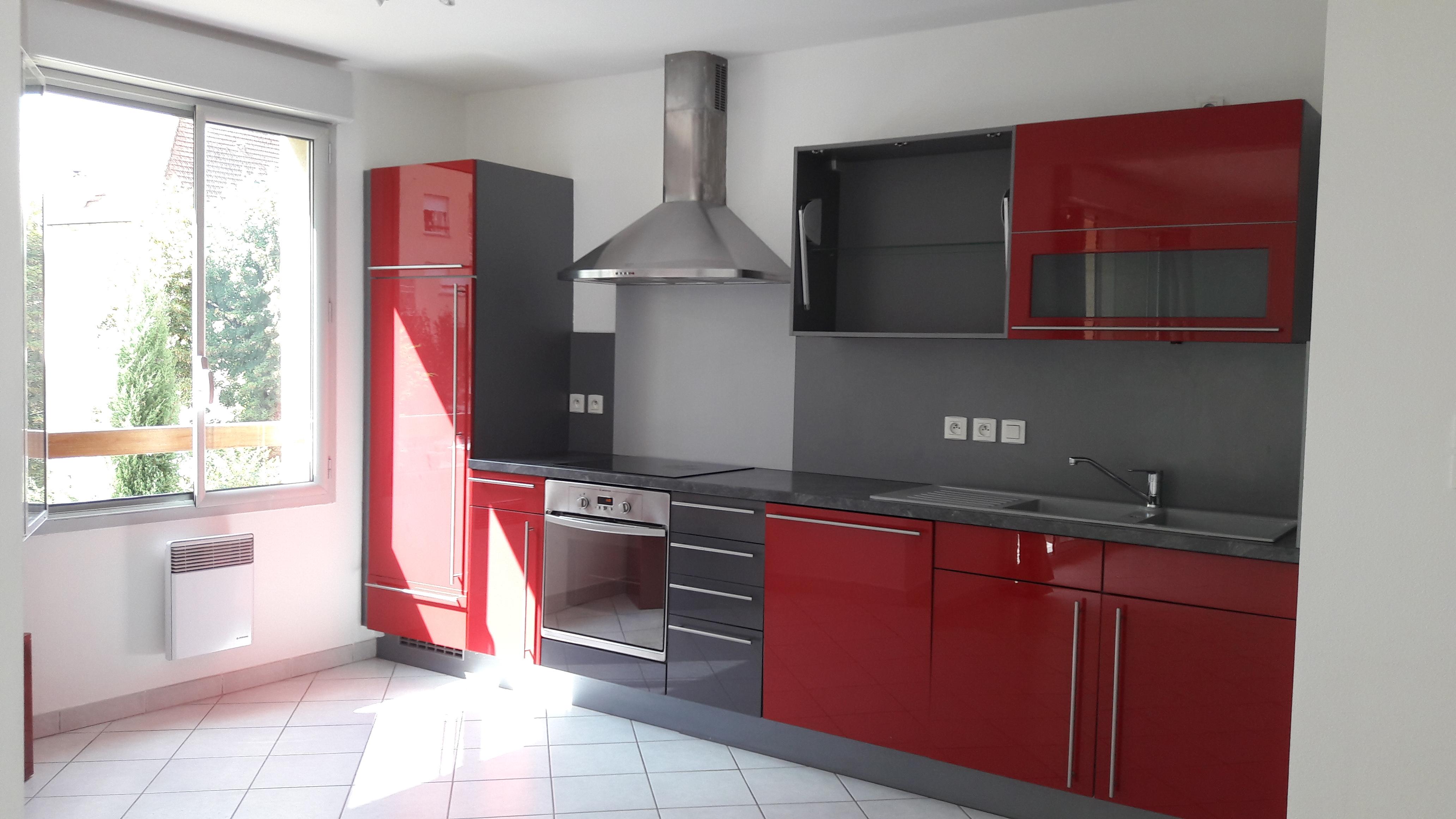 Appartement T2 en résidence à louer à FIGEAC