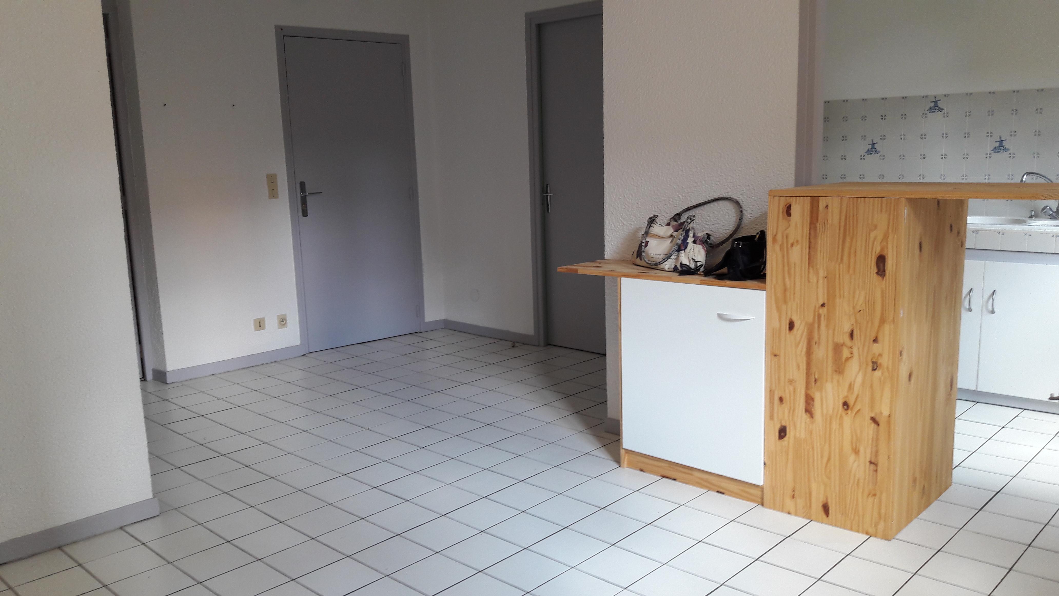 Appartement T2 à louer à FIGEAC centre