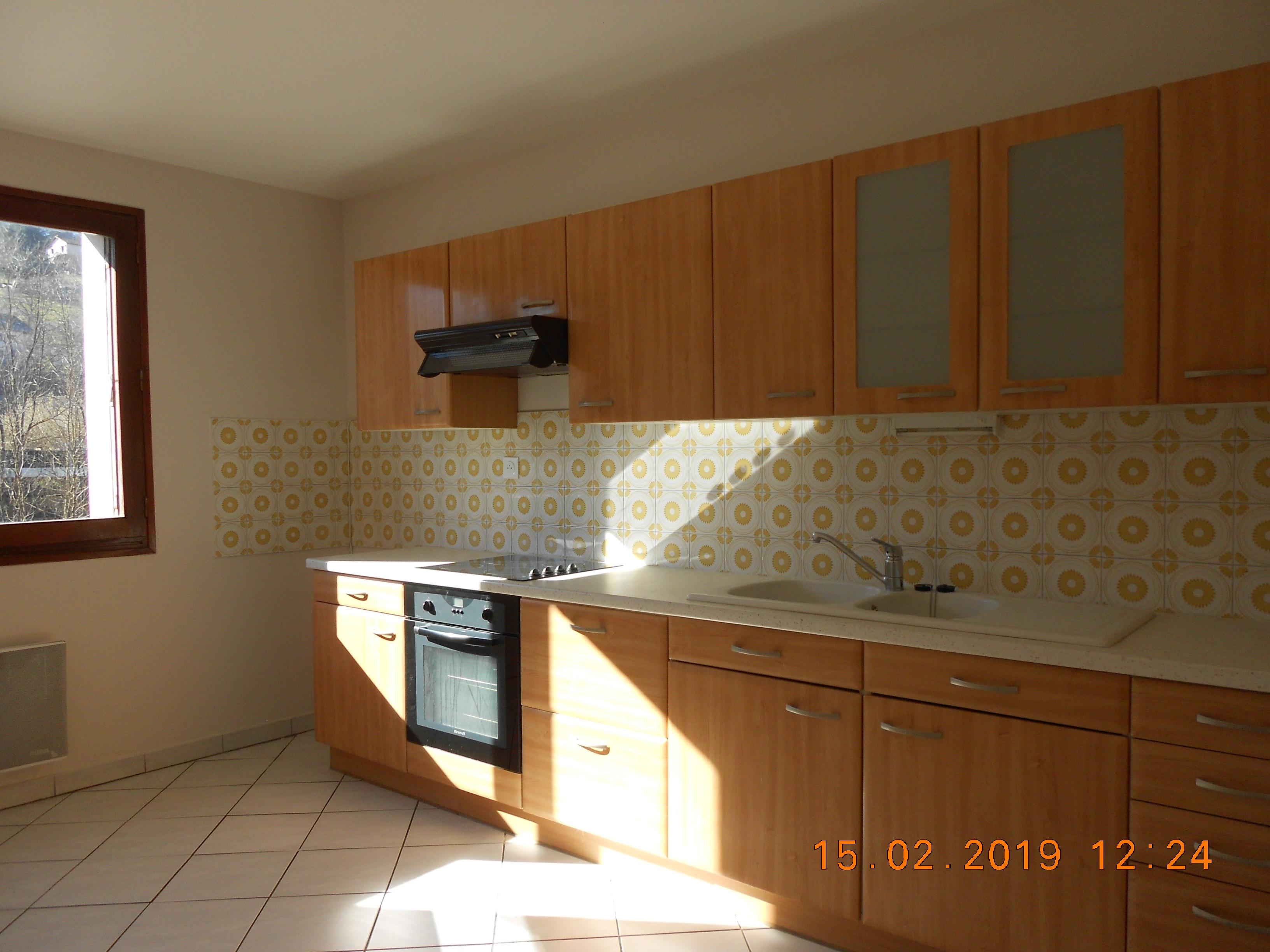 Appartement T2 Decazeville