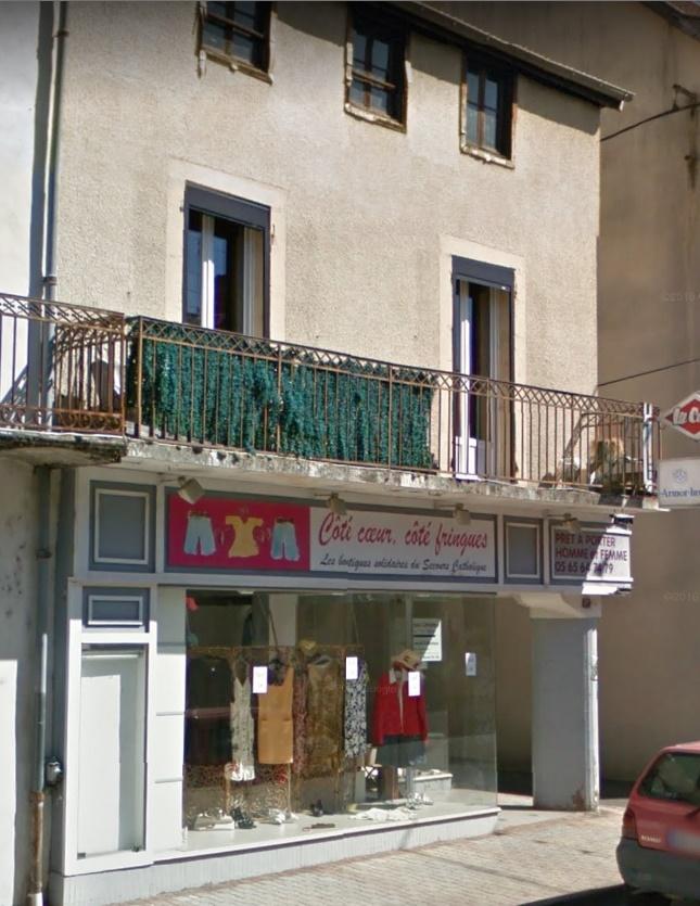 Immeuble de rapport Capdenac Gare