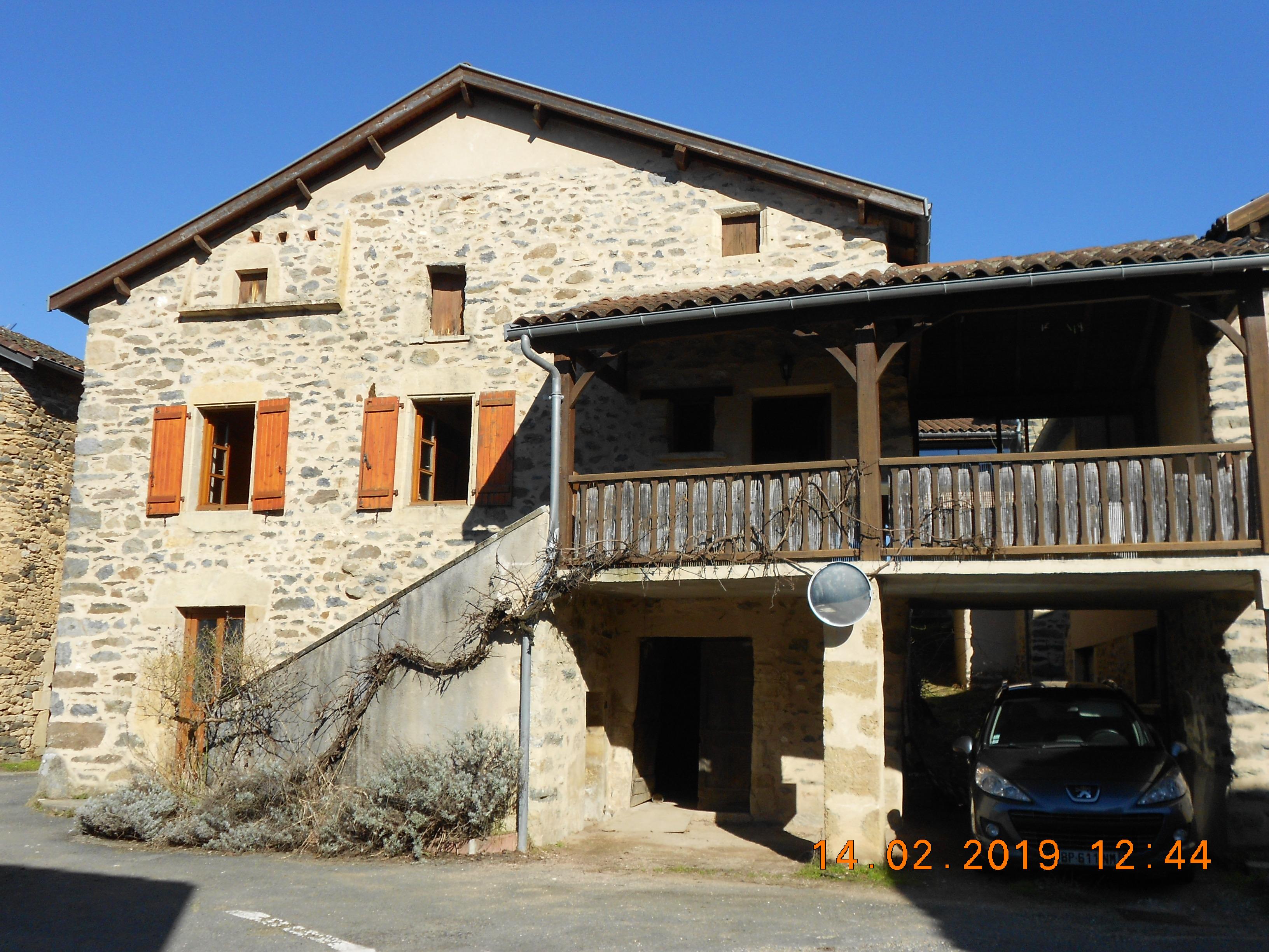 Maison T4 Sonnac