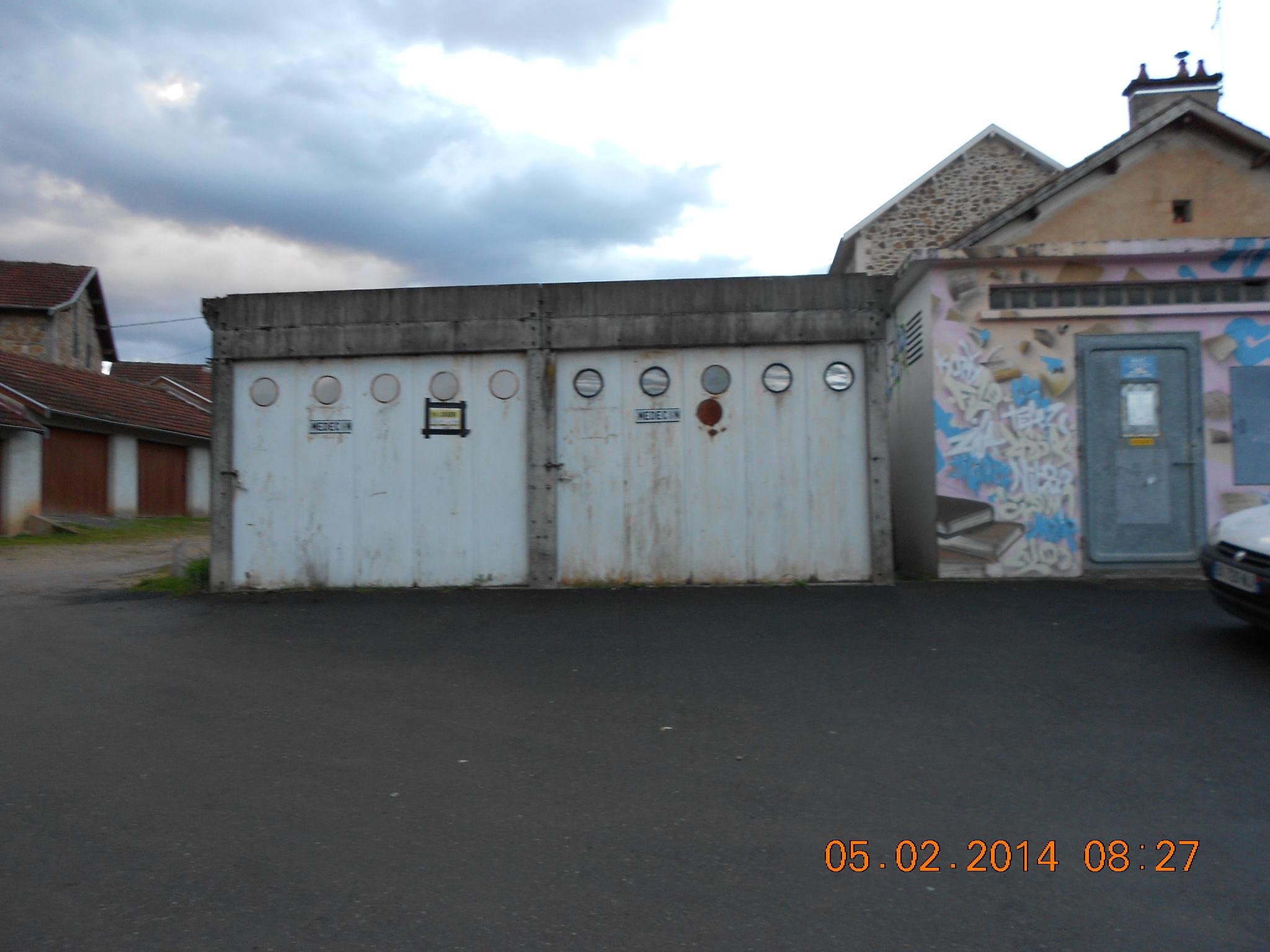 garage à louer à Capdenac