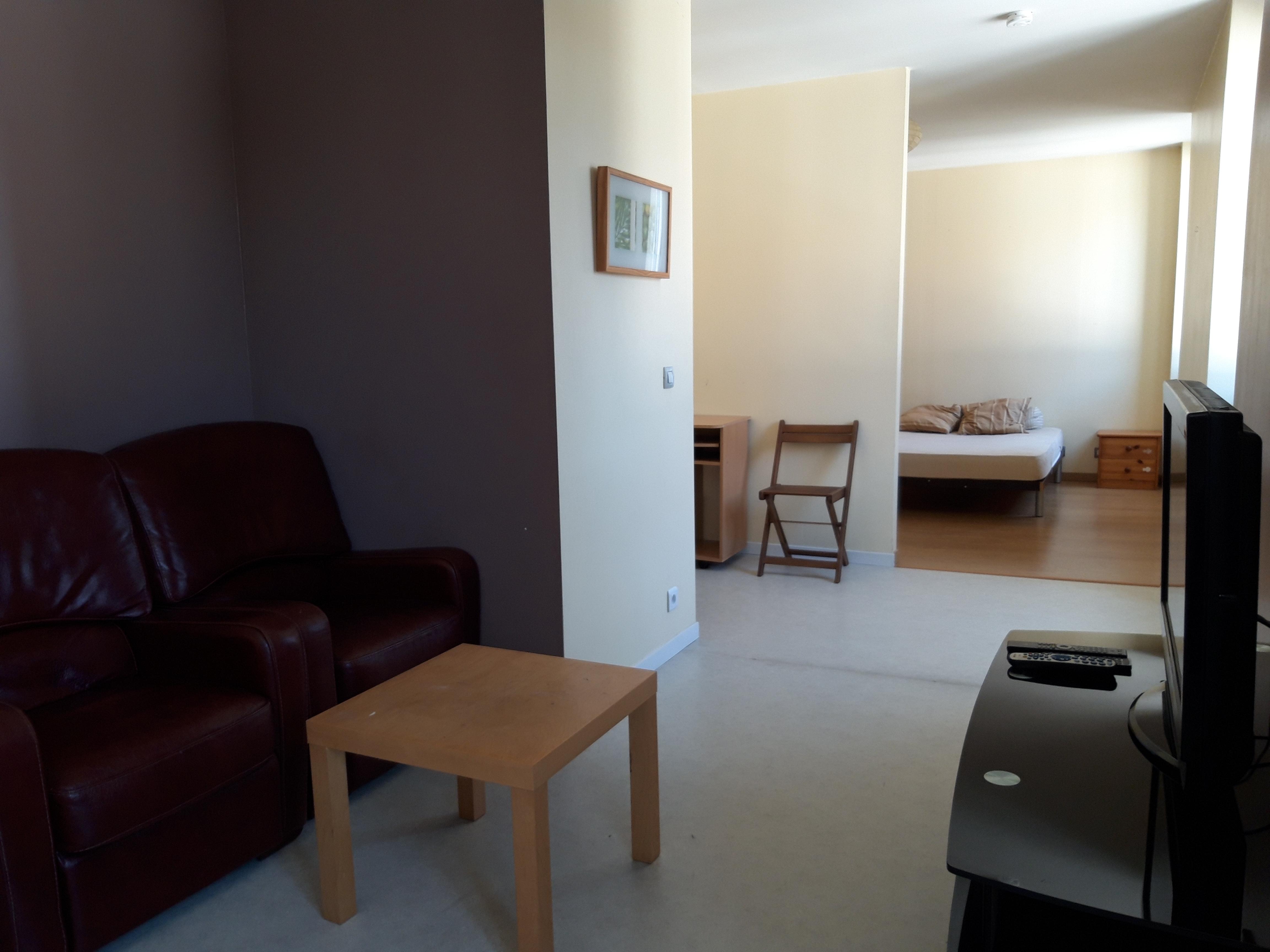 Appartement T2 meublé à vendre à FIGEAC
