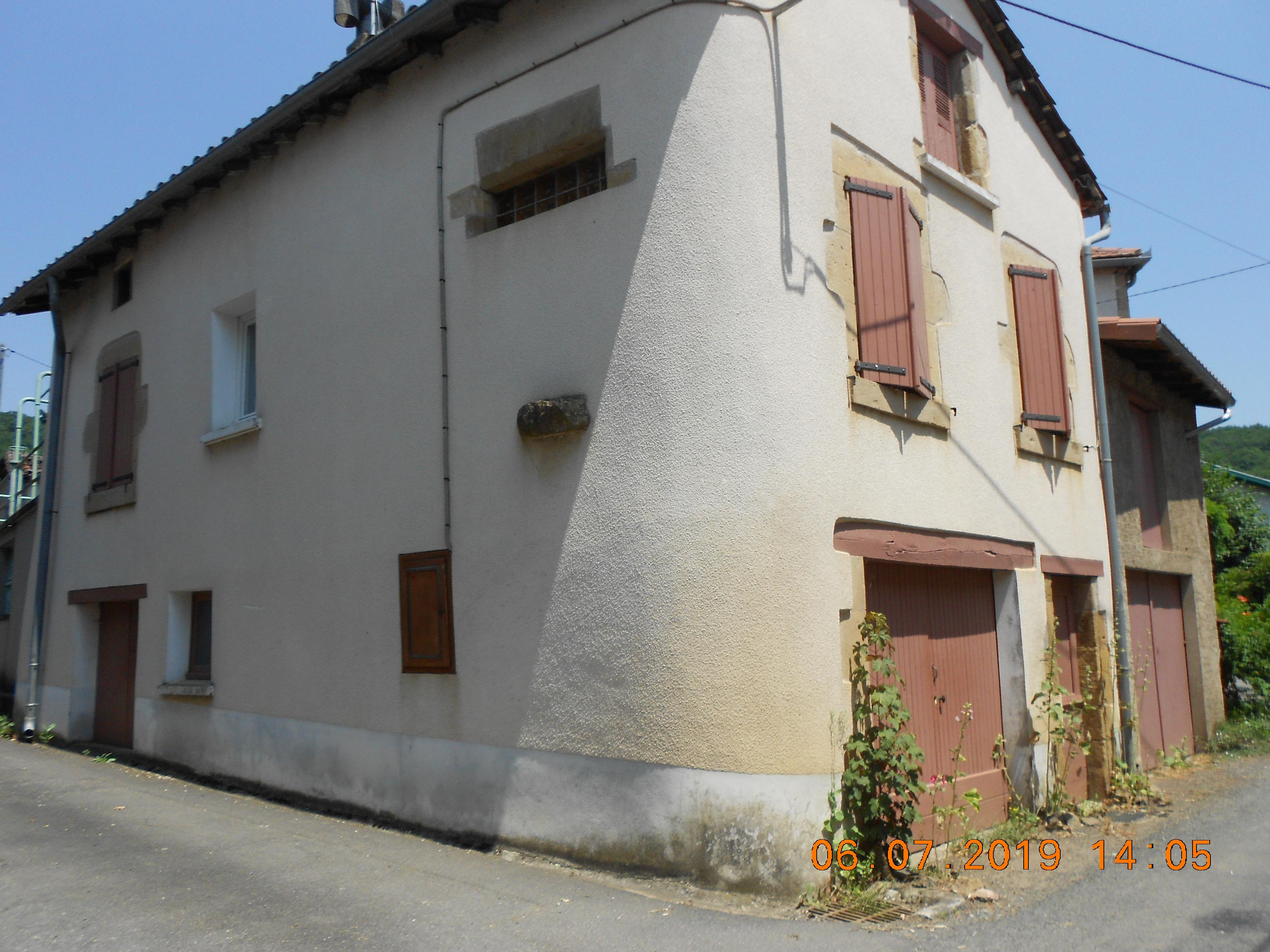 Maison de village Cuzac