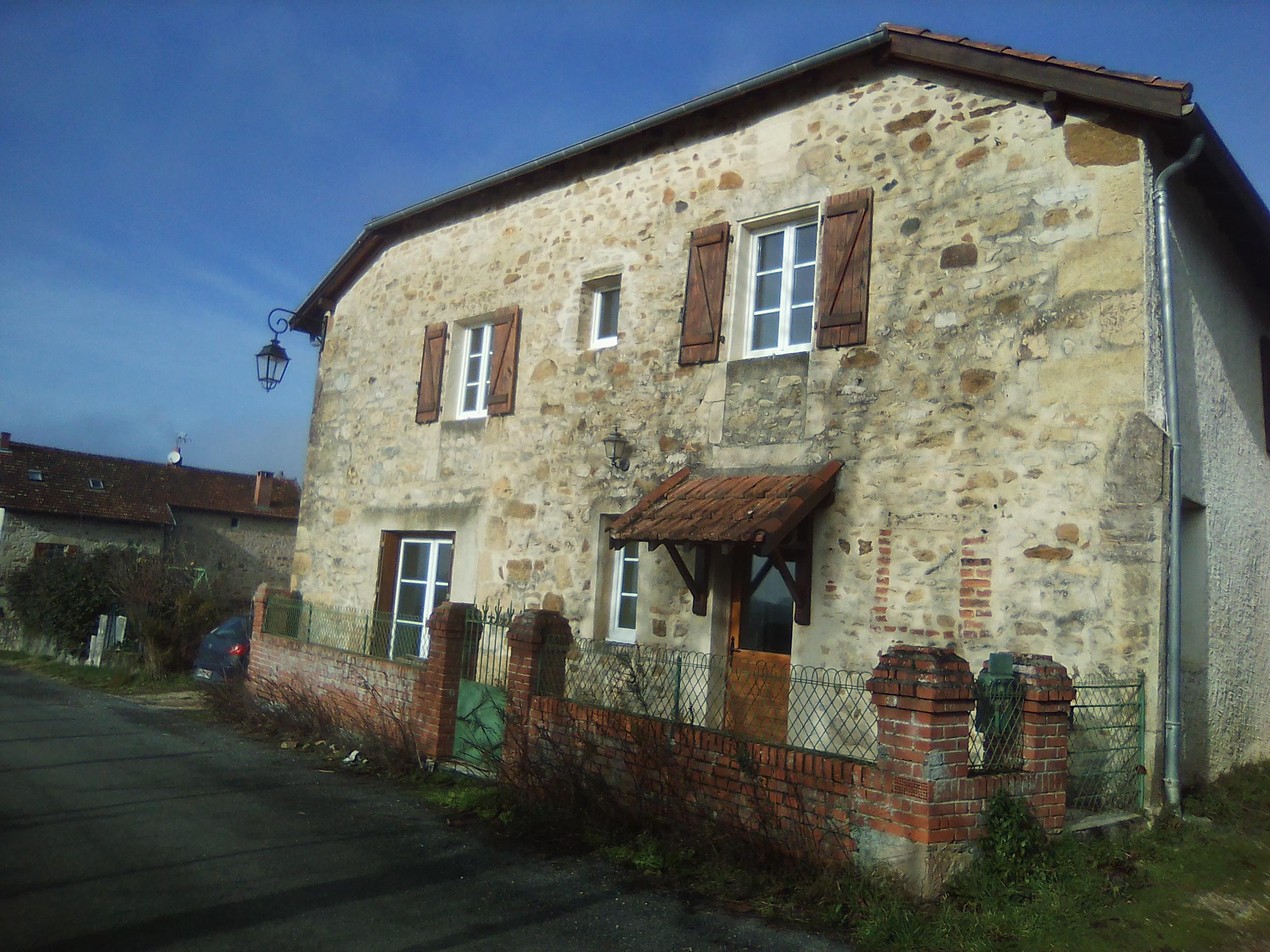 Charmante maison en campagne rénovée