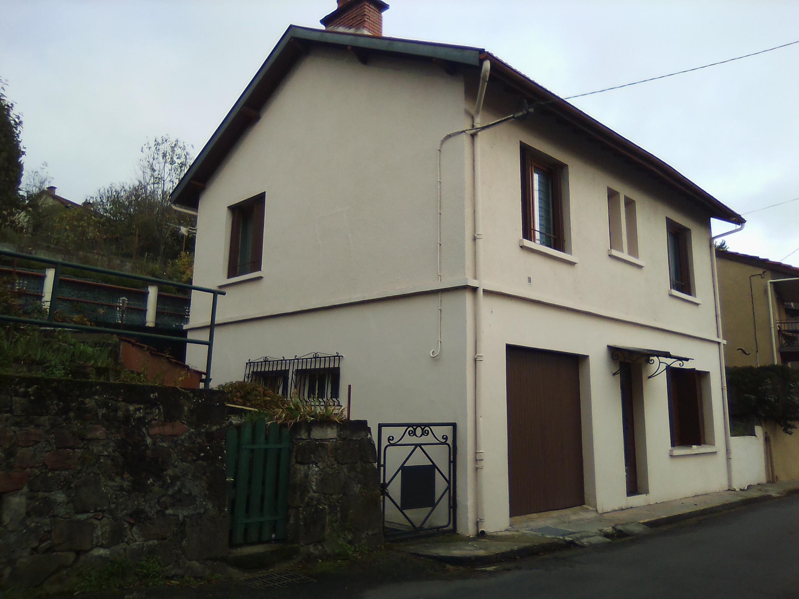 Charmante maison T4 Aubin
