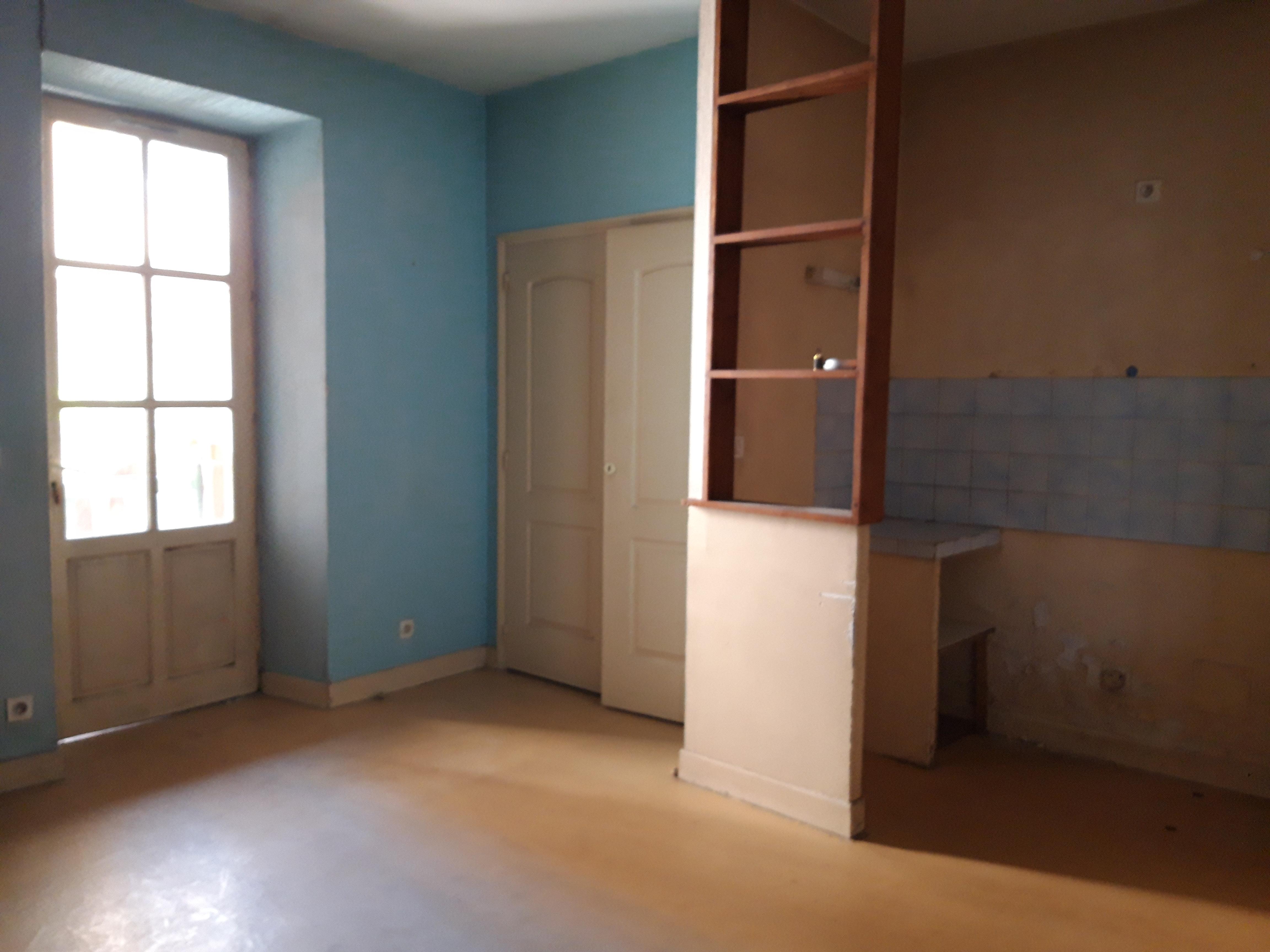 Appartement T2 en RDC à vendre à FIGEAC