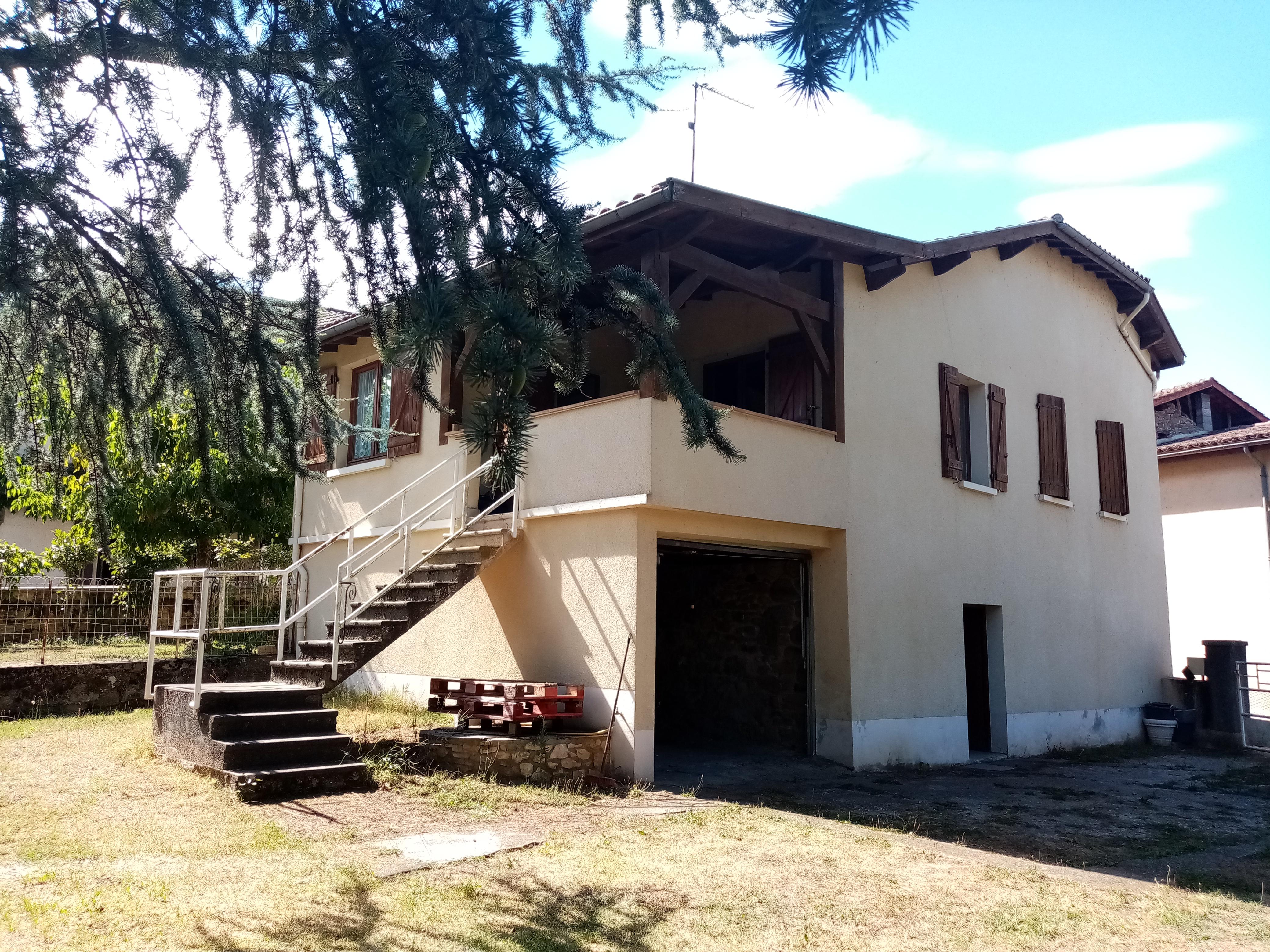 Maison T3 à Linvinhac le Haut