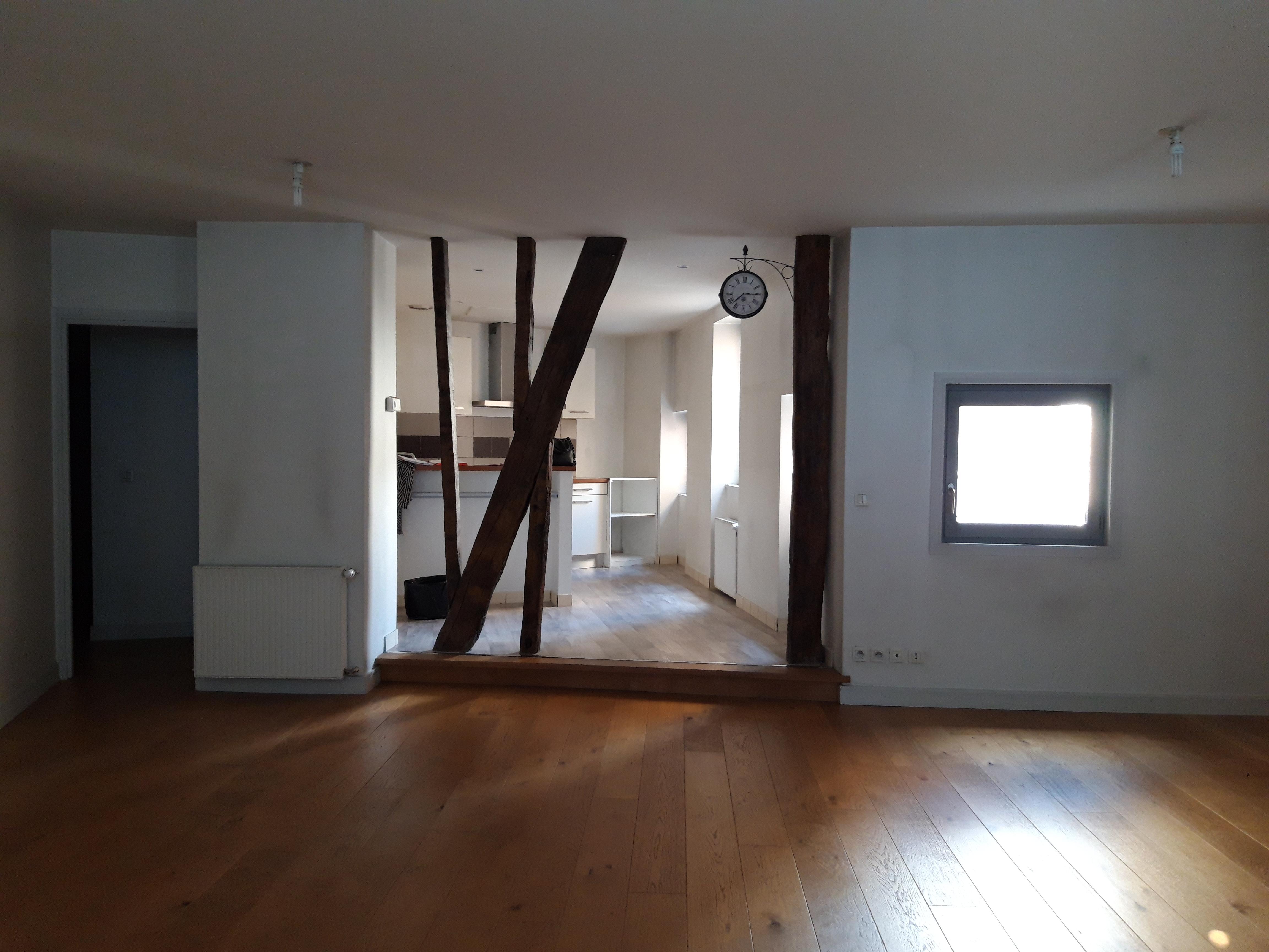 Bel appartement T4 à vendre à FIGEAC