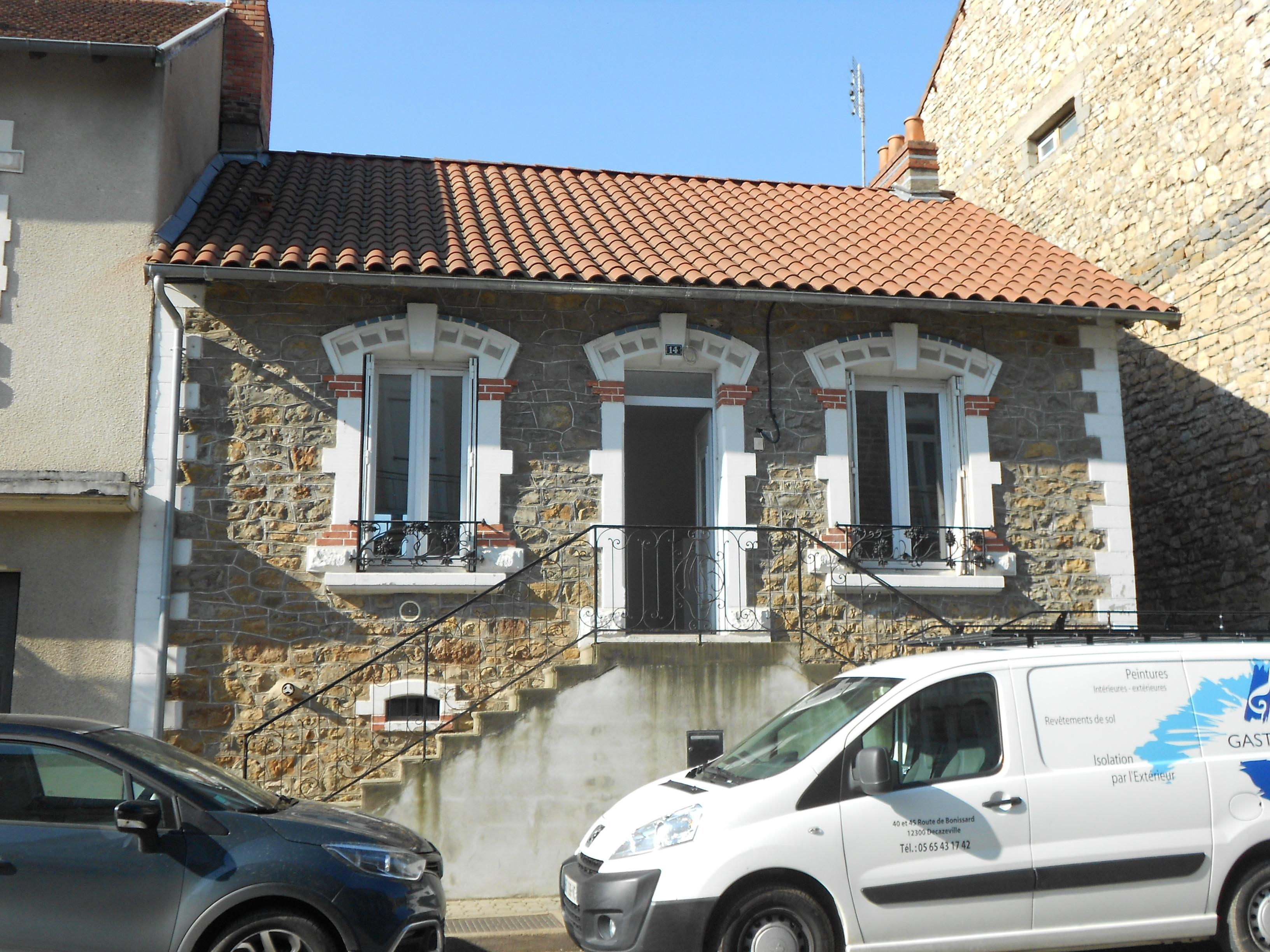 Charmante maison T4 Capdenac Gare