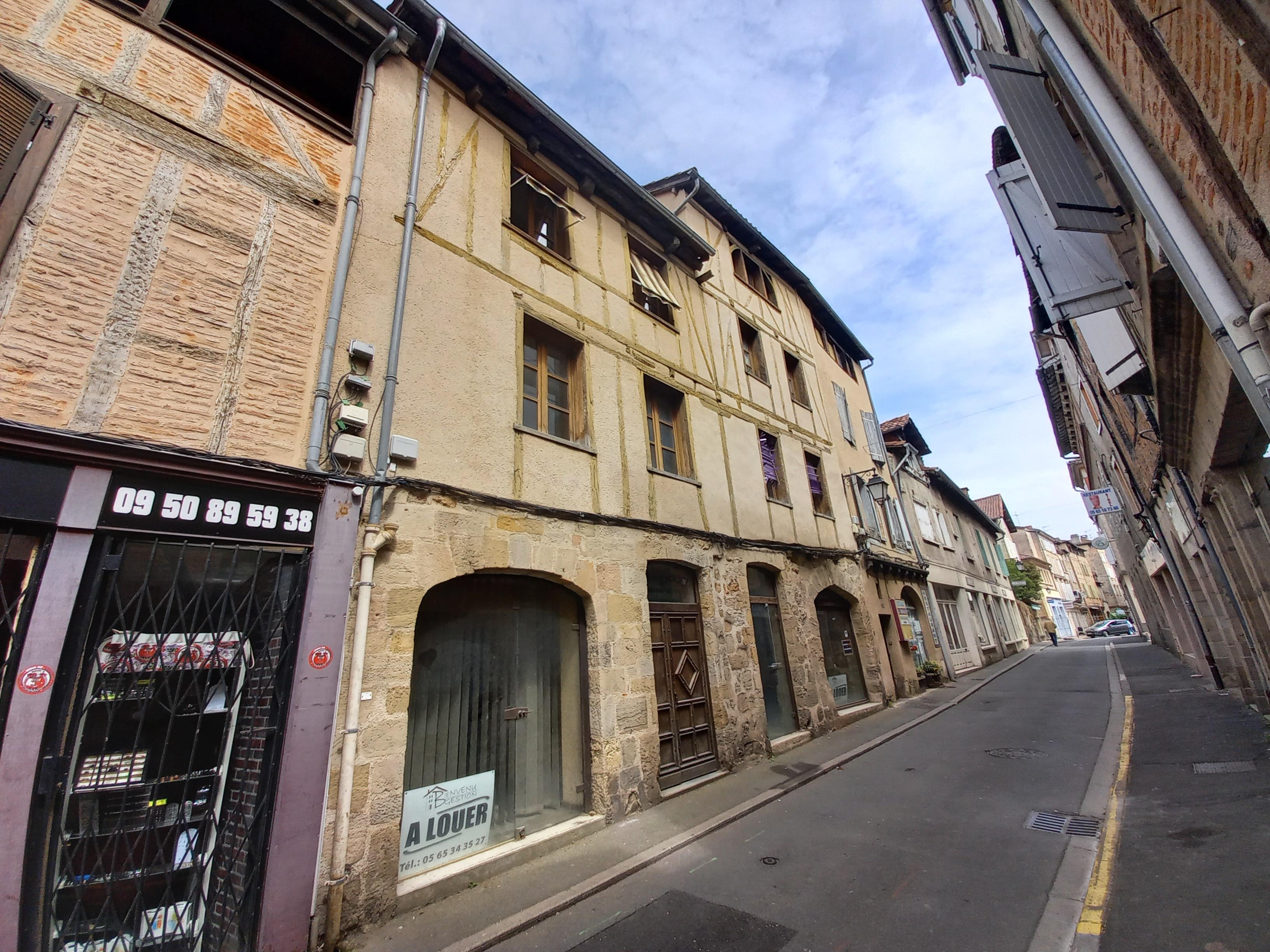 Immeuble de rapport à vendre à FIGEAC