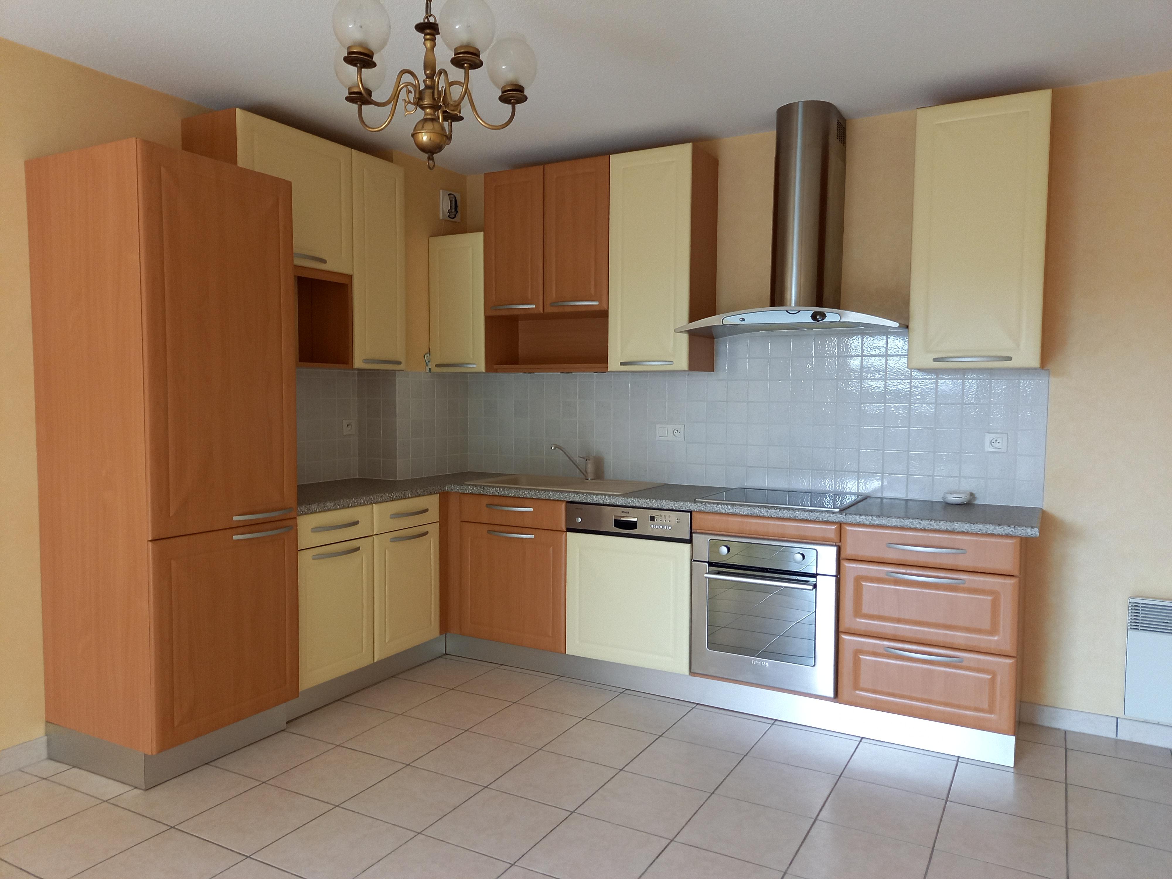 Appartement T2 en parfait état à vendre en résidence à FIGEAC